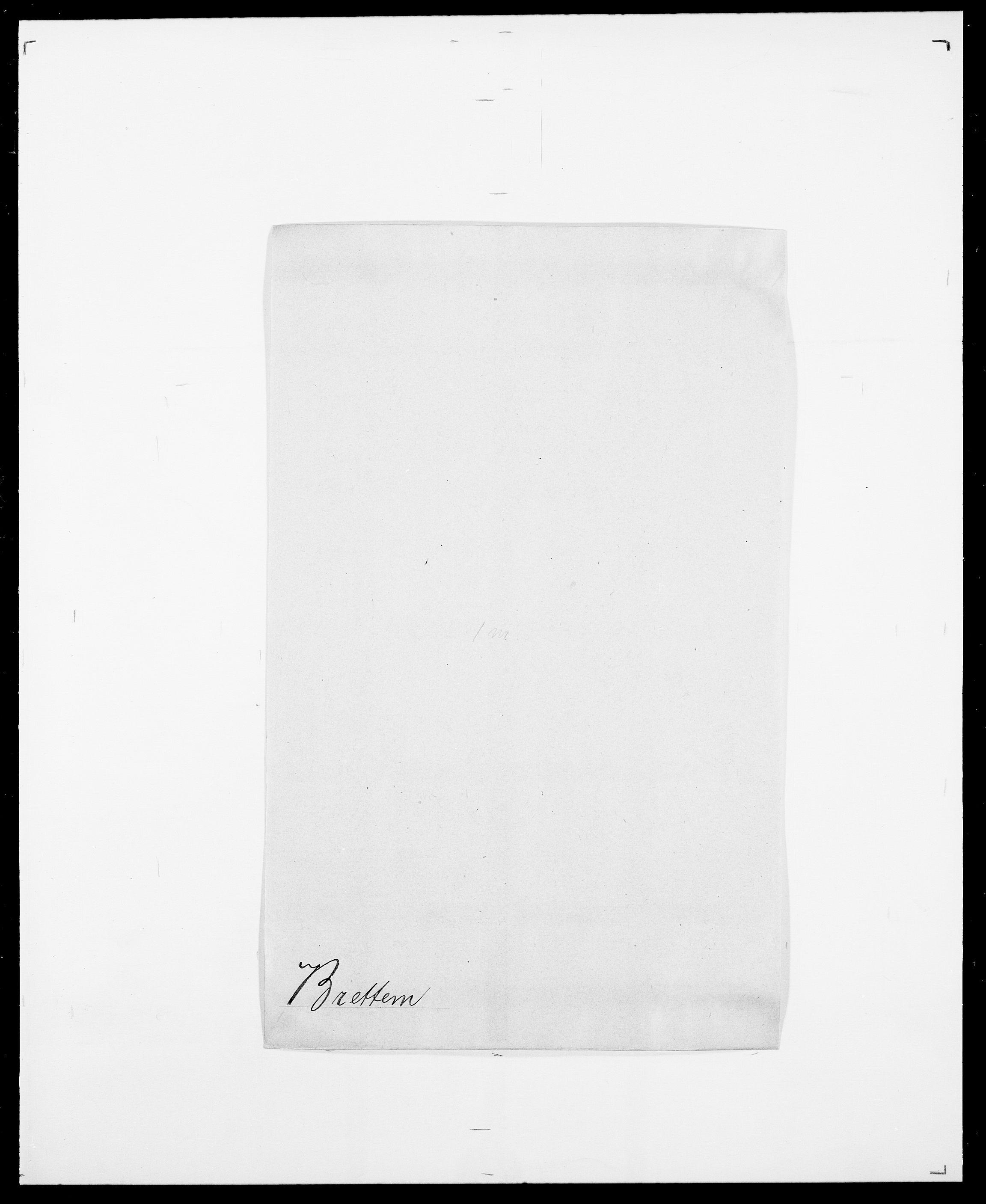 SAO, Delgobe, Charles Antoine - samling, D/Da/L0006: Brambani - Brønø, s. 323