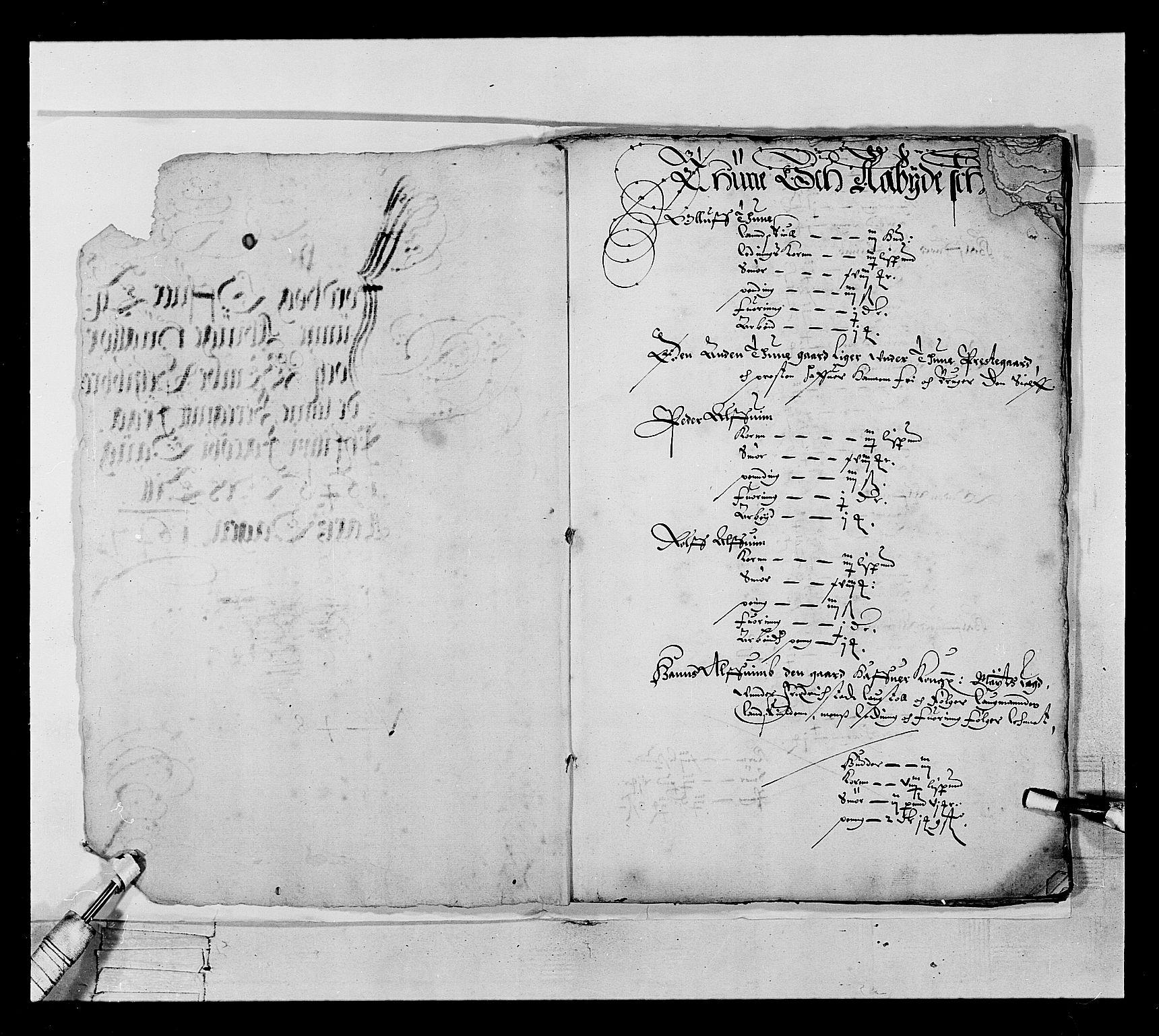 RA, Stattholderembetet 1572-1771, Ek/L0022: Jordebøker 1633-1658:, 1646-1647, s. 3