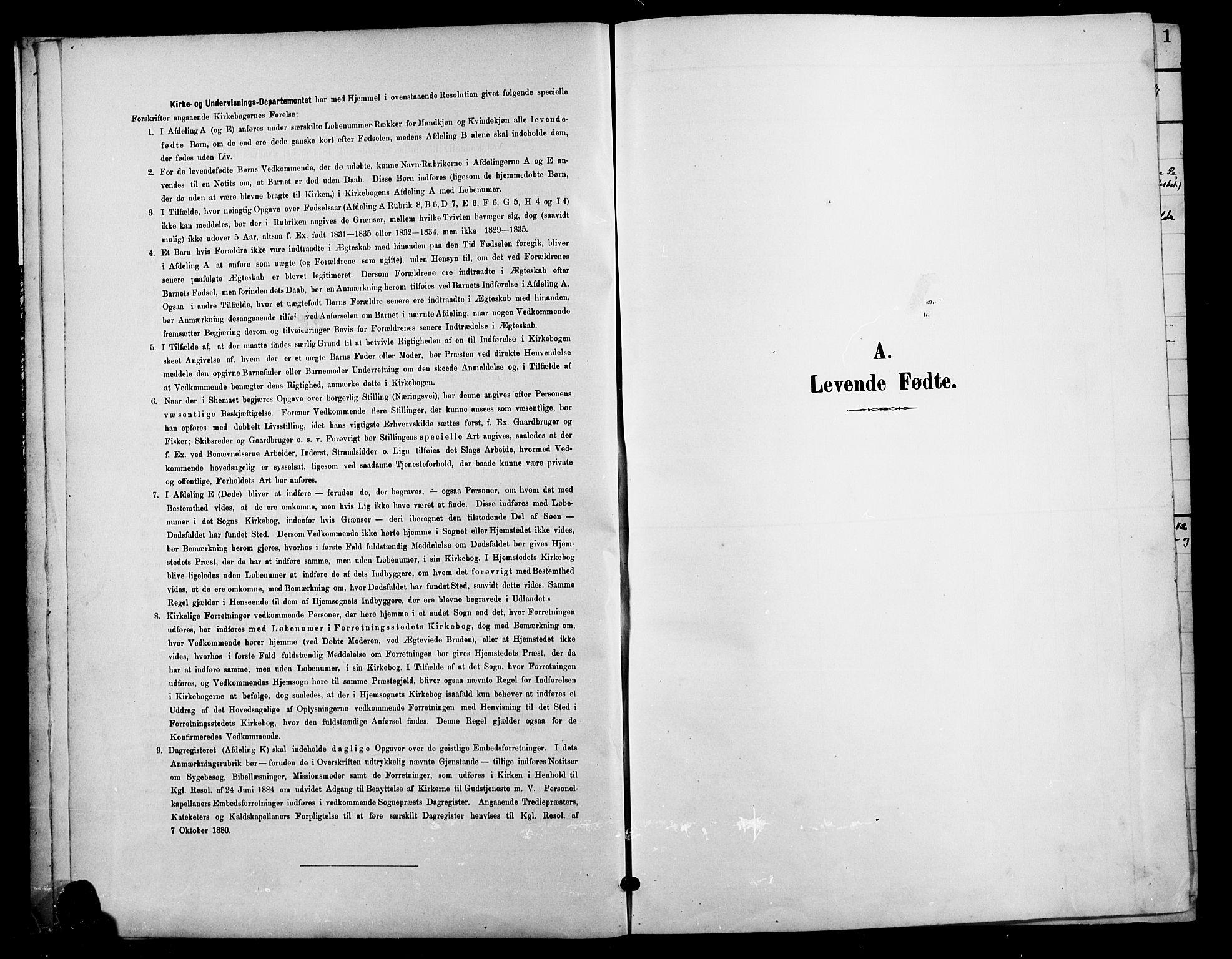 SAH, Østre Gausdal prestekontor, Klokkerbok nr. 3, 1894-1915