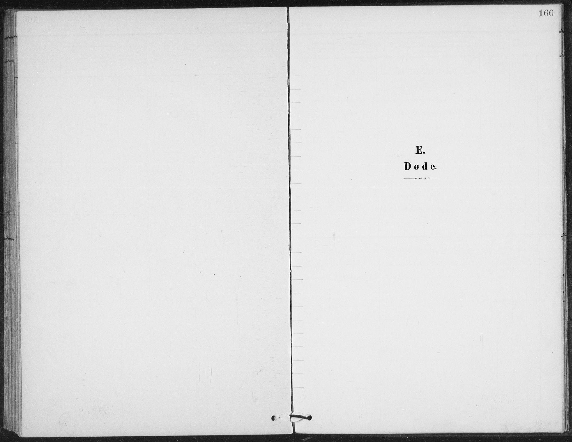 SAH, Vestre Gausdal prestekontor, Klokkerbok nr. 4, 1898-1939, s. 166