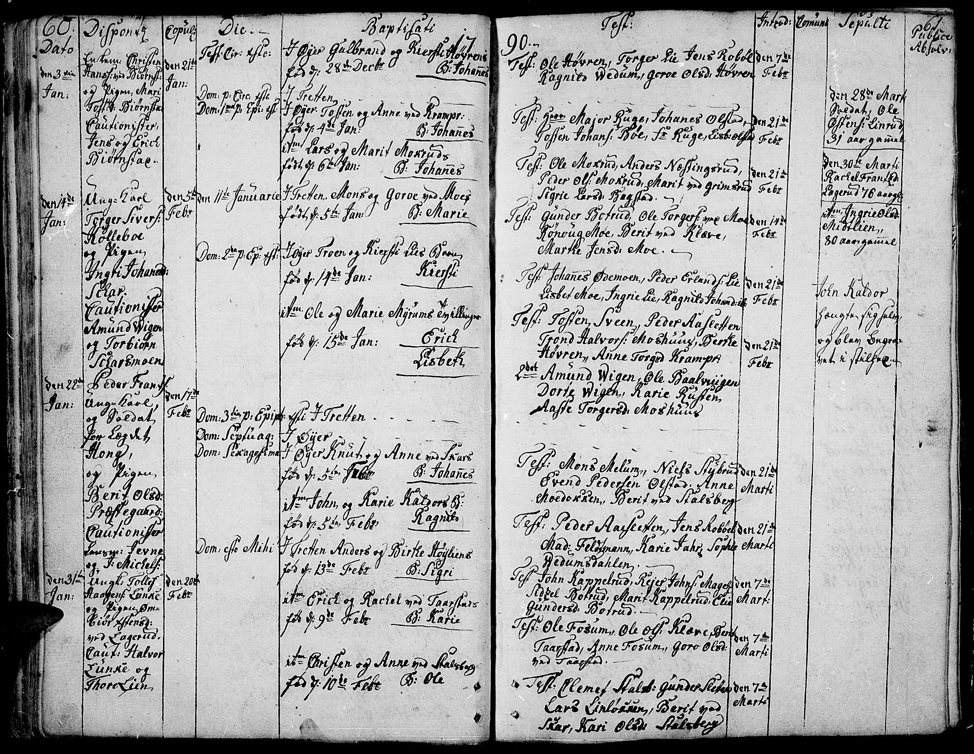 SAH, Øyer prestekontor, Ministerialbok nr. 3, 1784-1824, s. 60-61