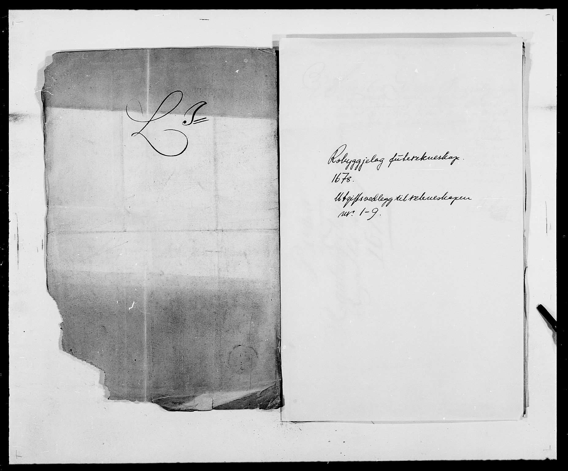 RA, Rentekammeret inntil 1814, Reviderte regnskaper, Fogderegnskap, R40/L2435: Fogderegnskap Råbyggelag, 1677-1678, s. 335