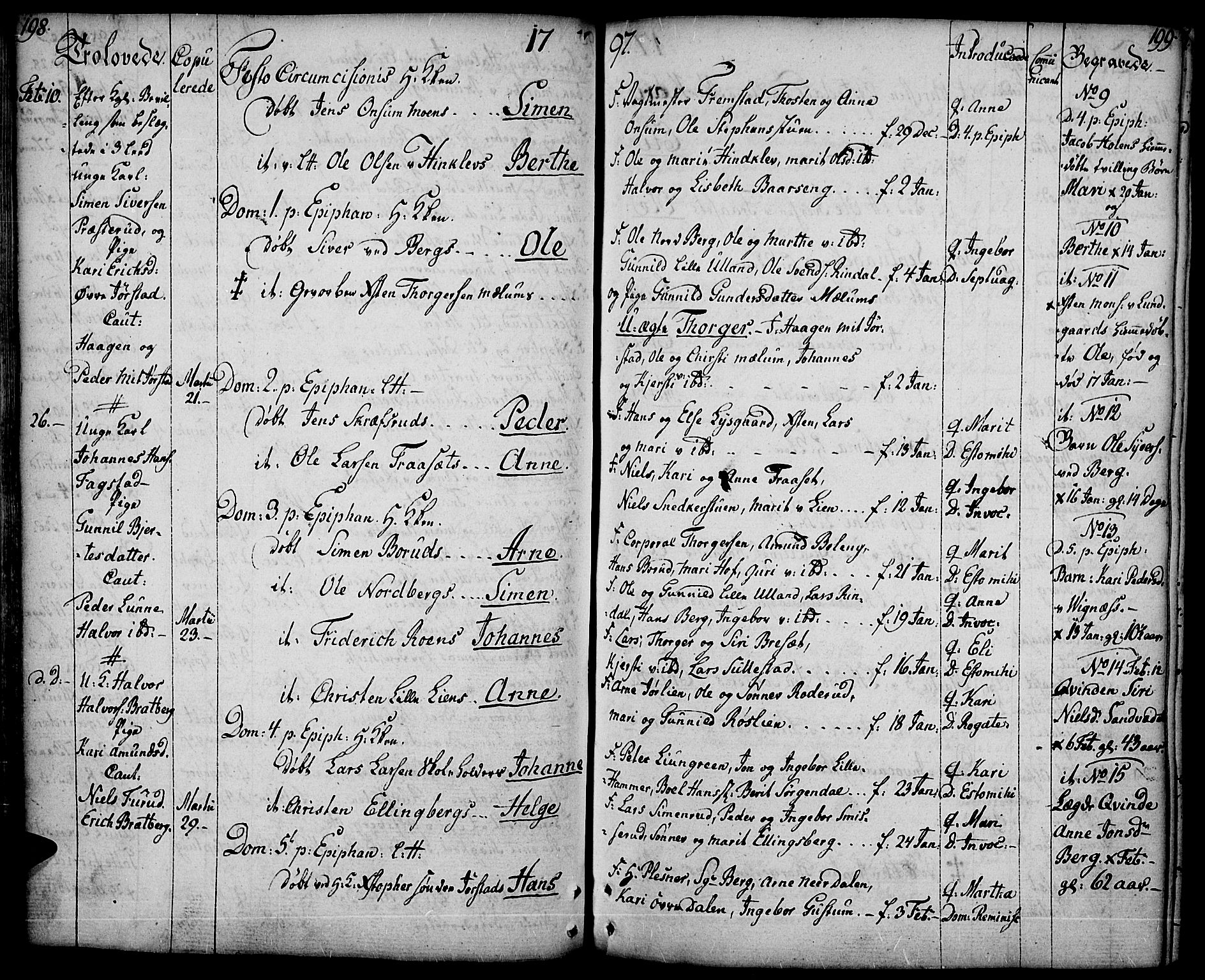 SAH, Fåberg prestekontor, Ministerialbok nr. 2, 1775-1818, s. 198-199