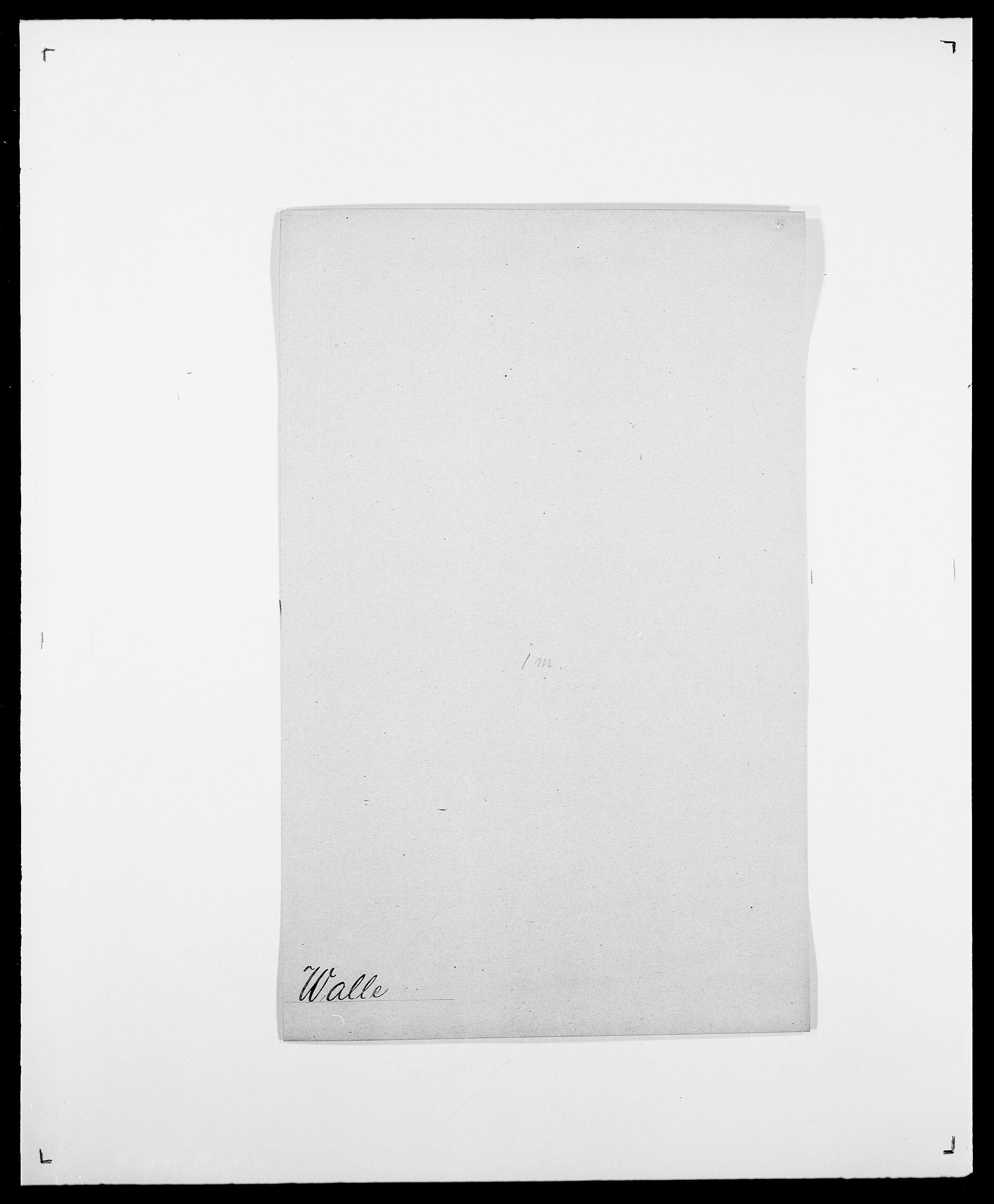SAO, Delgobe, Charles Antoine - samling, D/Da/L0040: Usgaard - Velund, s. 175