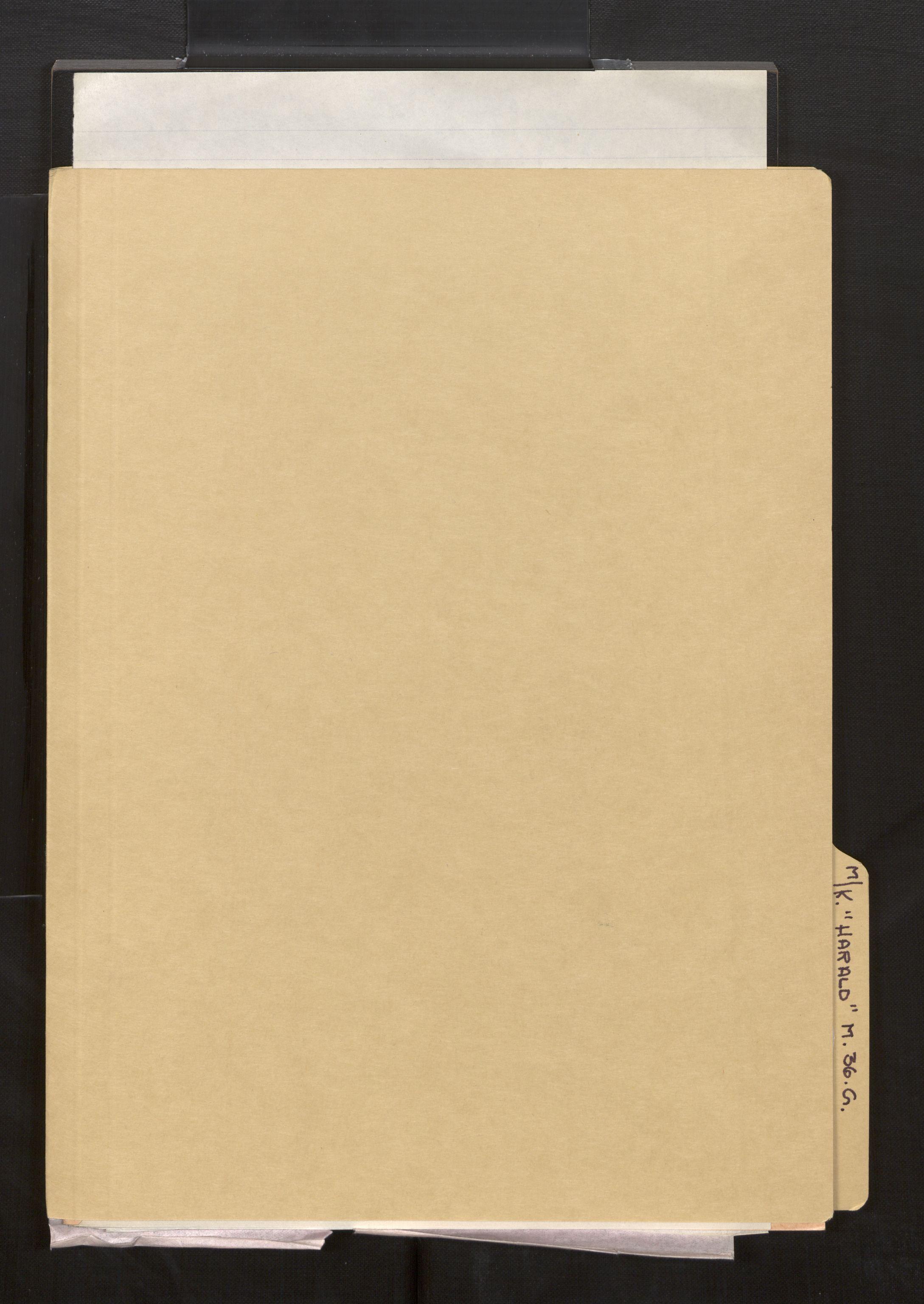 SAB, Fiskeridirektoratet - 1 Adm. ledelse - 13 Båtkontoret, La/L0042: Statens krigsforsikring for fiskeflåten, 1936-1971, s. 302