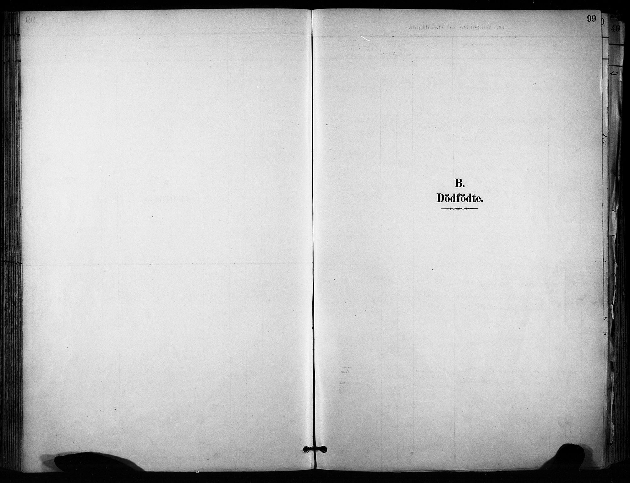 SAKO, Sannidal kirkebøker, F/Fa/L0015: Ministerialbok nr. 15, 1884-1899, s. 99