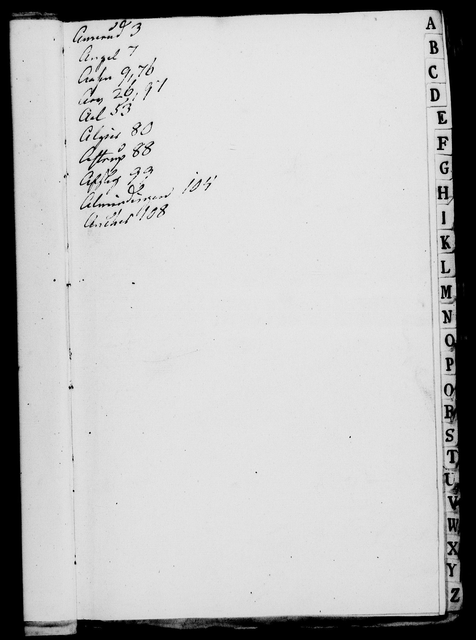 RA, Rentekammeret, Kammerkanselliet, G/Gf/Gfa/L0044: Norsk relasjons- og resolusjonsprotokoll (merket RK 52.44), 1762, s. 3