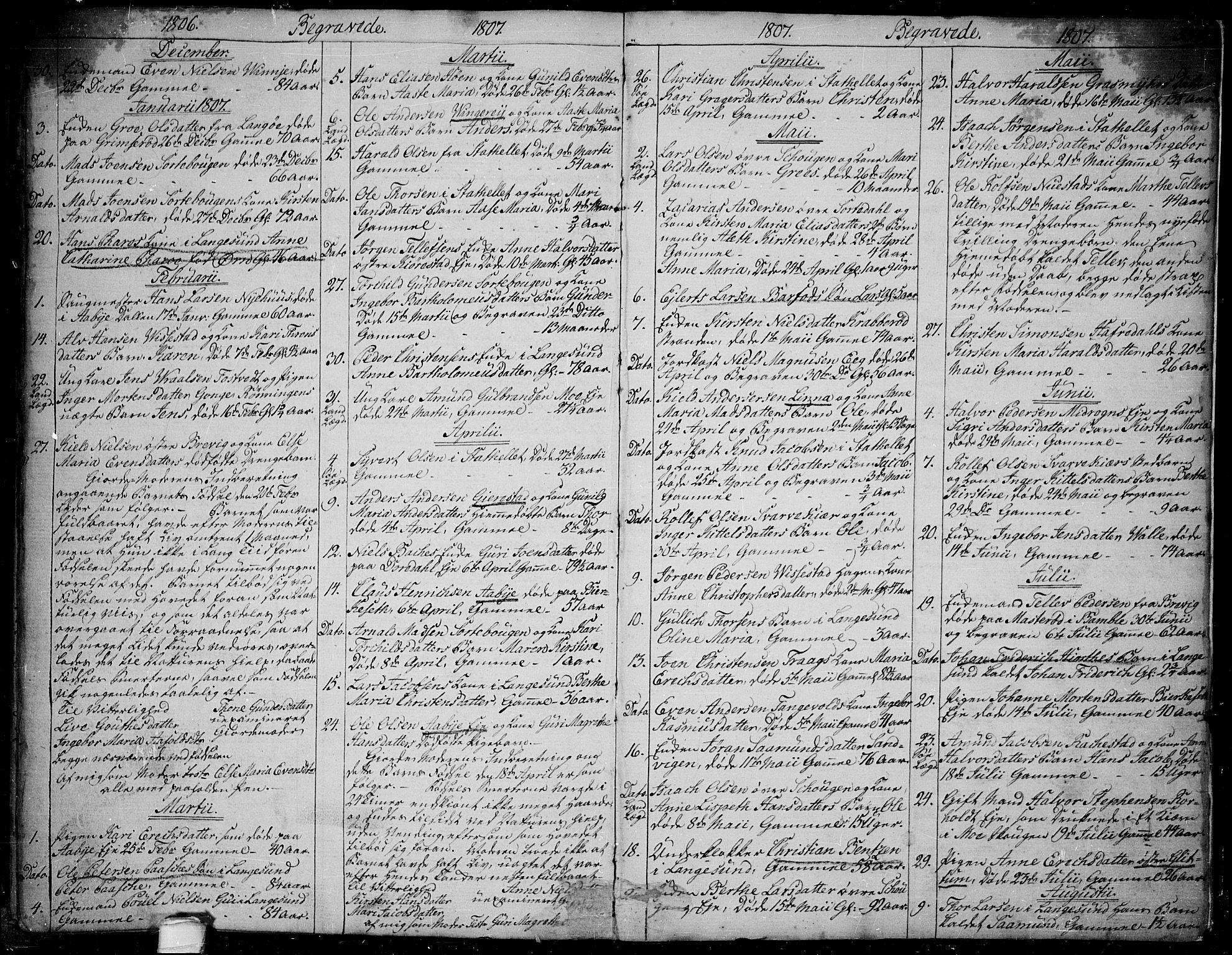 SAKO, Bamble kirkebøker, F/Fa/L0002: Ministerialbok nr. I 2, 1775-1814, s. 556-557
