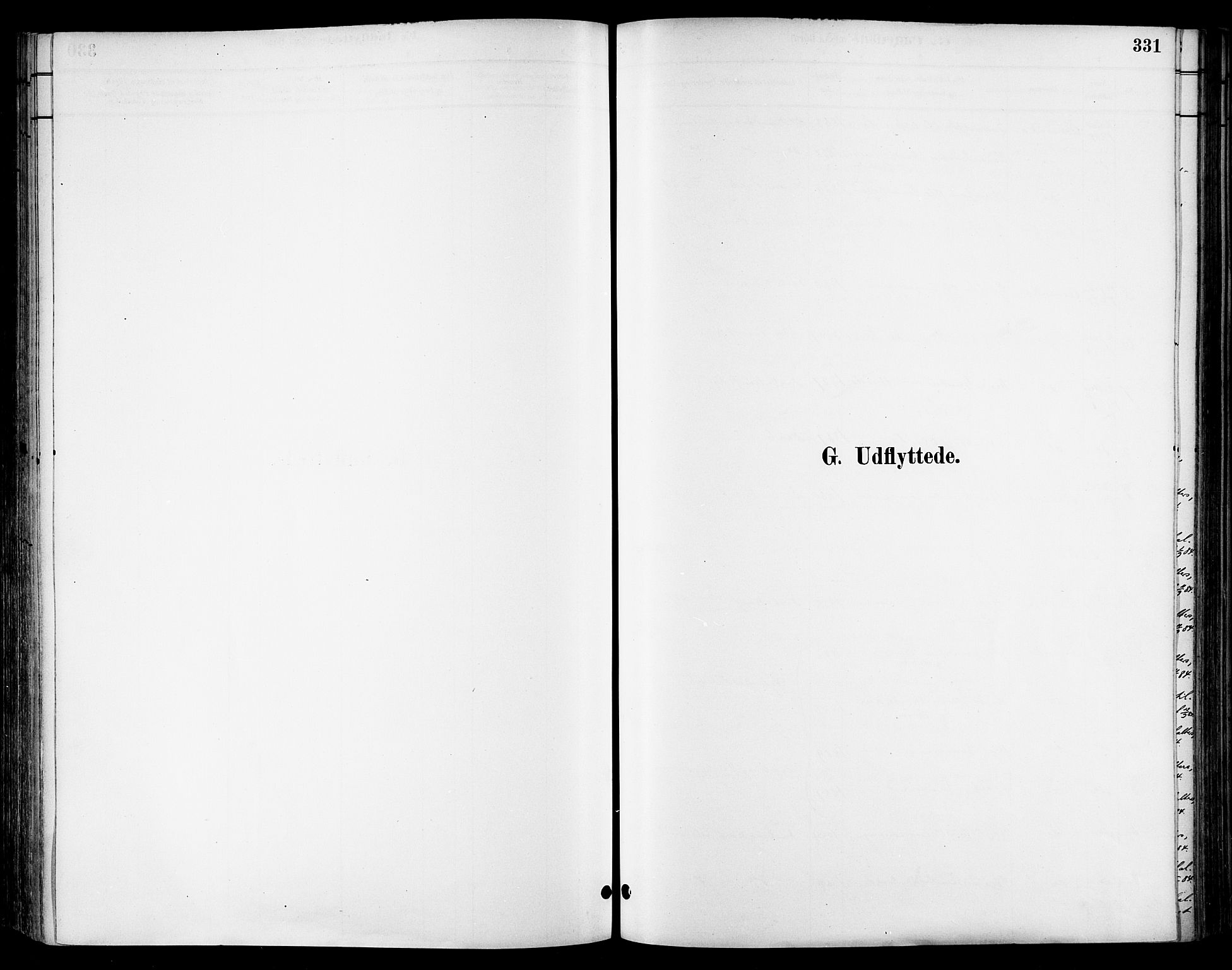 SAT, Ministerialprotokoller, klokkerbøker og fødselsregistre - Sør-Trøndelag, 678/L0901: Ministerialbok nr. 678A10, 1881-1894, s. 331