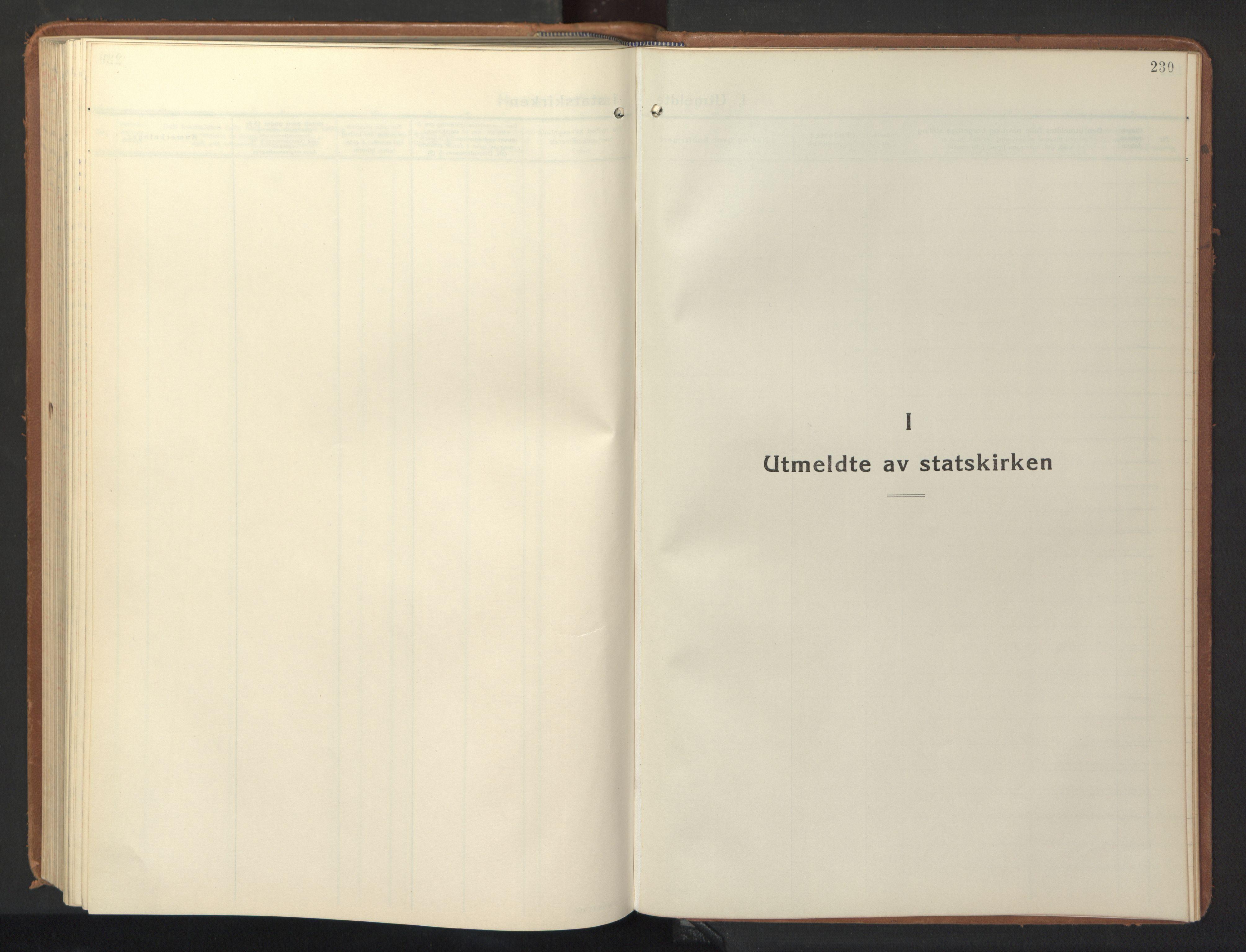 SAT, Ministerialprotokoller, klokkerbøker og fødselsregistre - Sør-Trøndelag, 640/L0590: Klokkerbok nr. 640C07, 1935-1948, s. 230