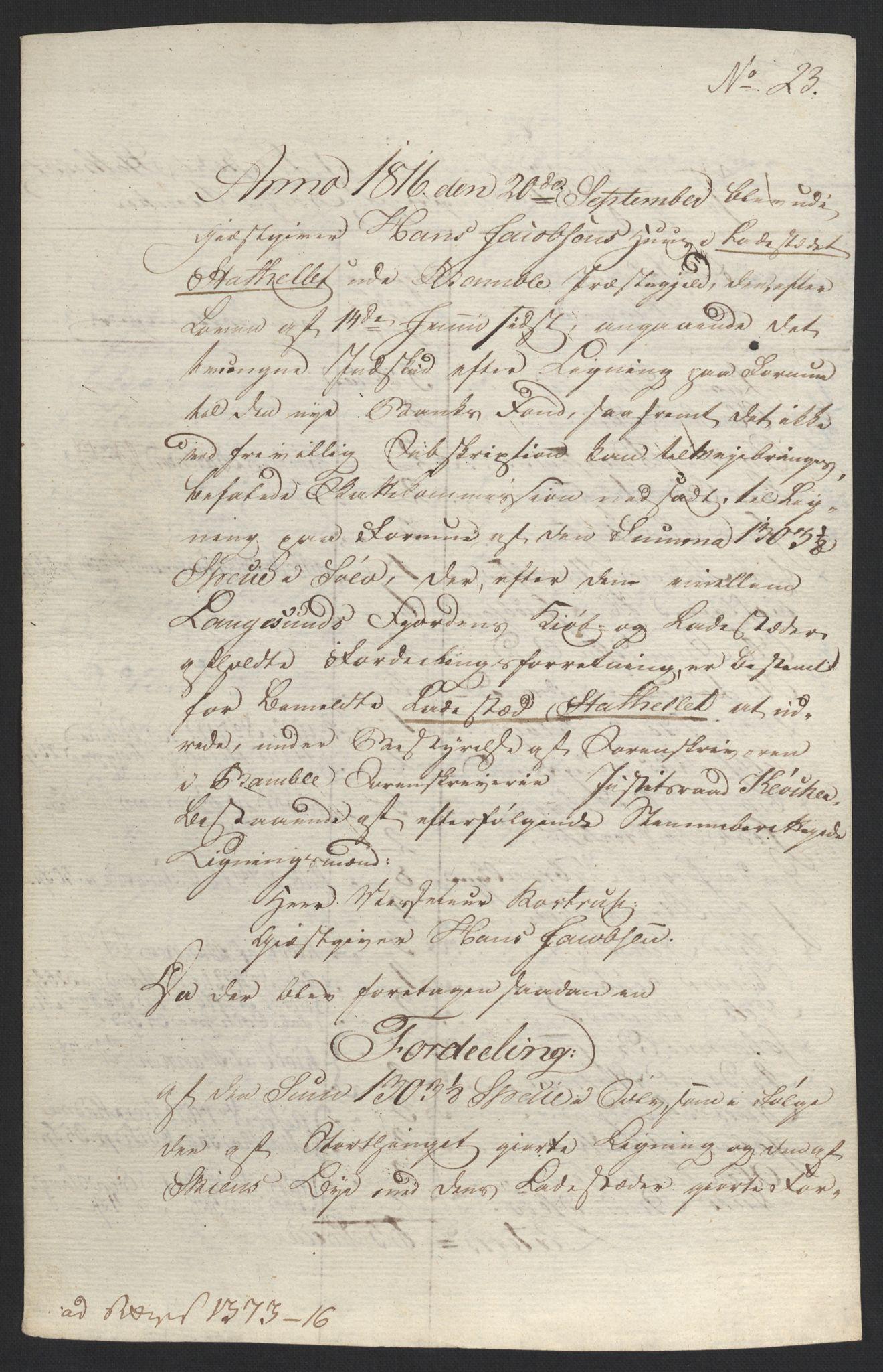 NOBA, Norges Bank/Sølvskatten 1816*, 1816-1824, s. 128