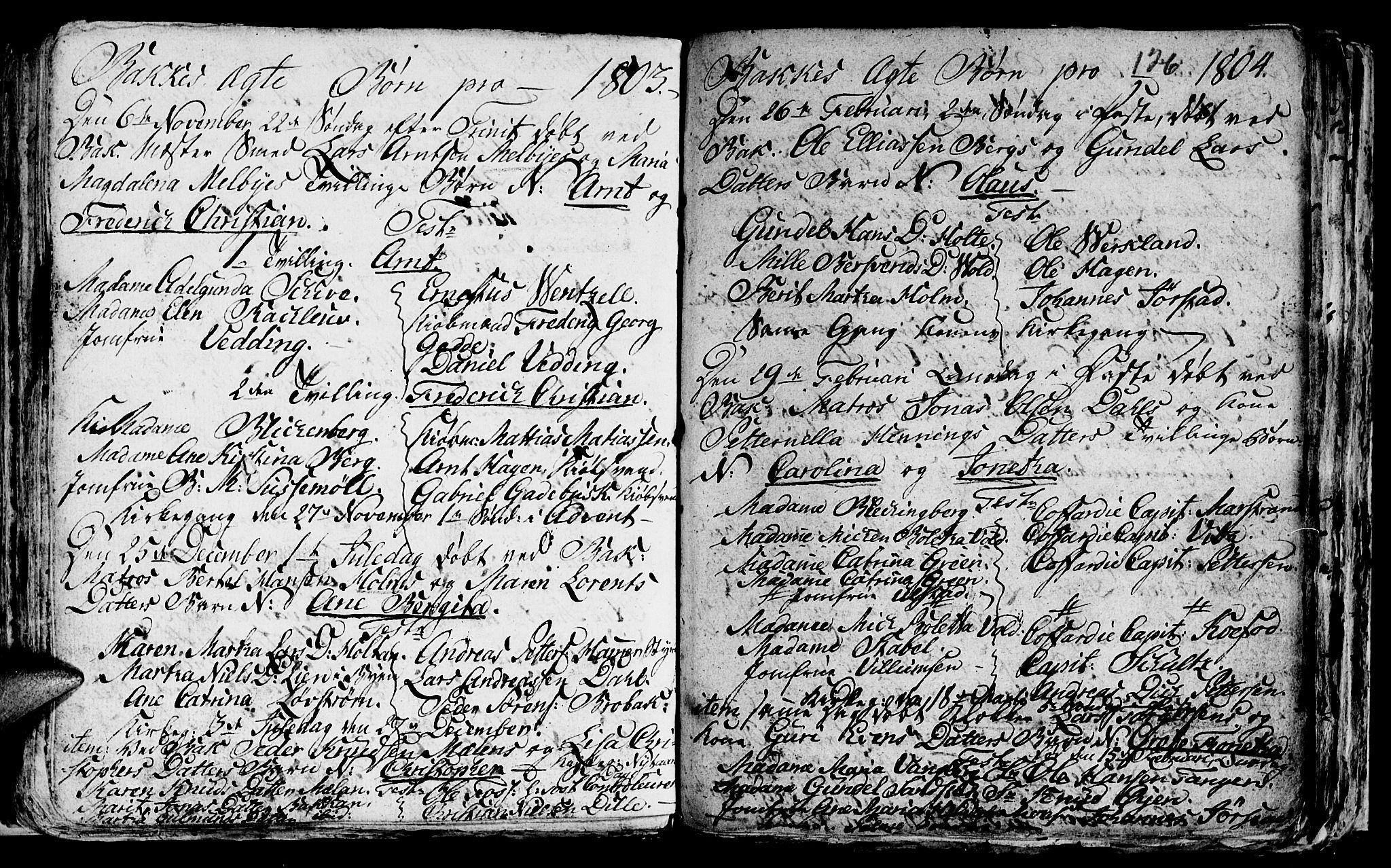 SAT, Ministerialprotokoller, klokkerbøker og fødselsregistre - Sør-Trøndelag, 604/L0218: Klokkerbok nr. 604C01, 1754-1819, s. 126