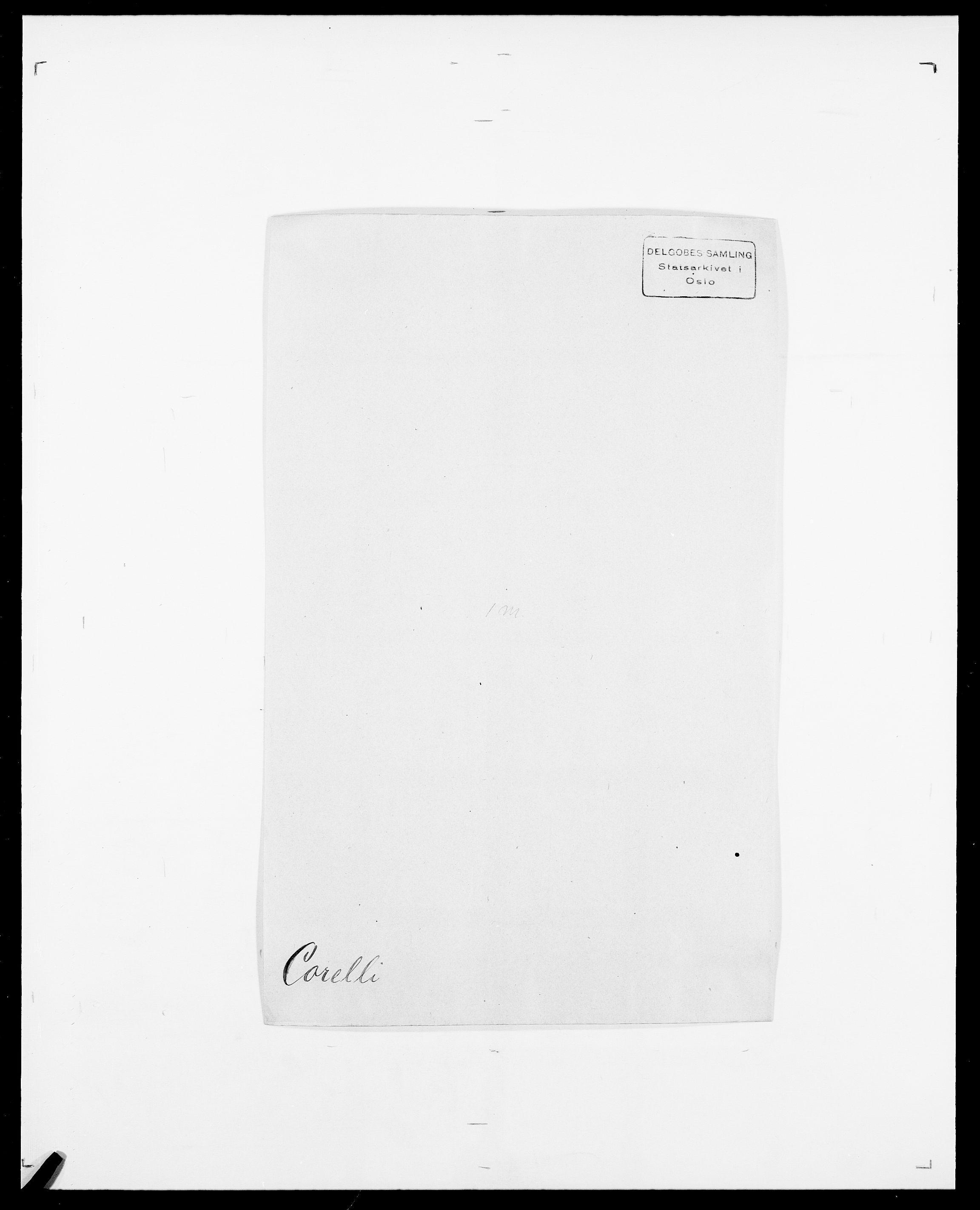 SAO, Delgobe, Charles Antoine - samling, D/Da/L0008: Capjon - Dagenbolt, s. 531