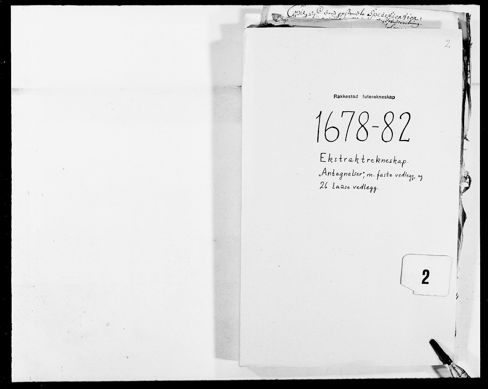 RA, Rentekammeret inntil 1814, Reviderte regnskaper, Fogderegnskap, R05/L0273: Fogderegnskap Rakkestad, 1682, s. 179