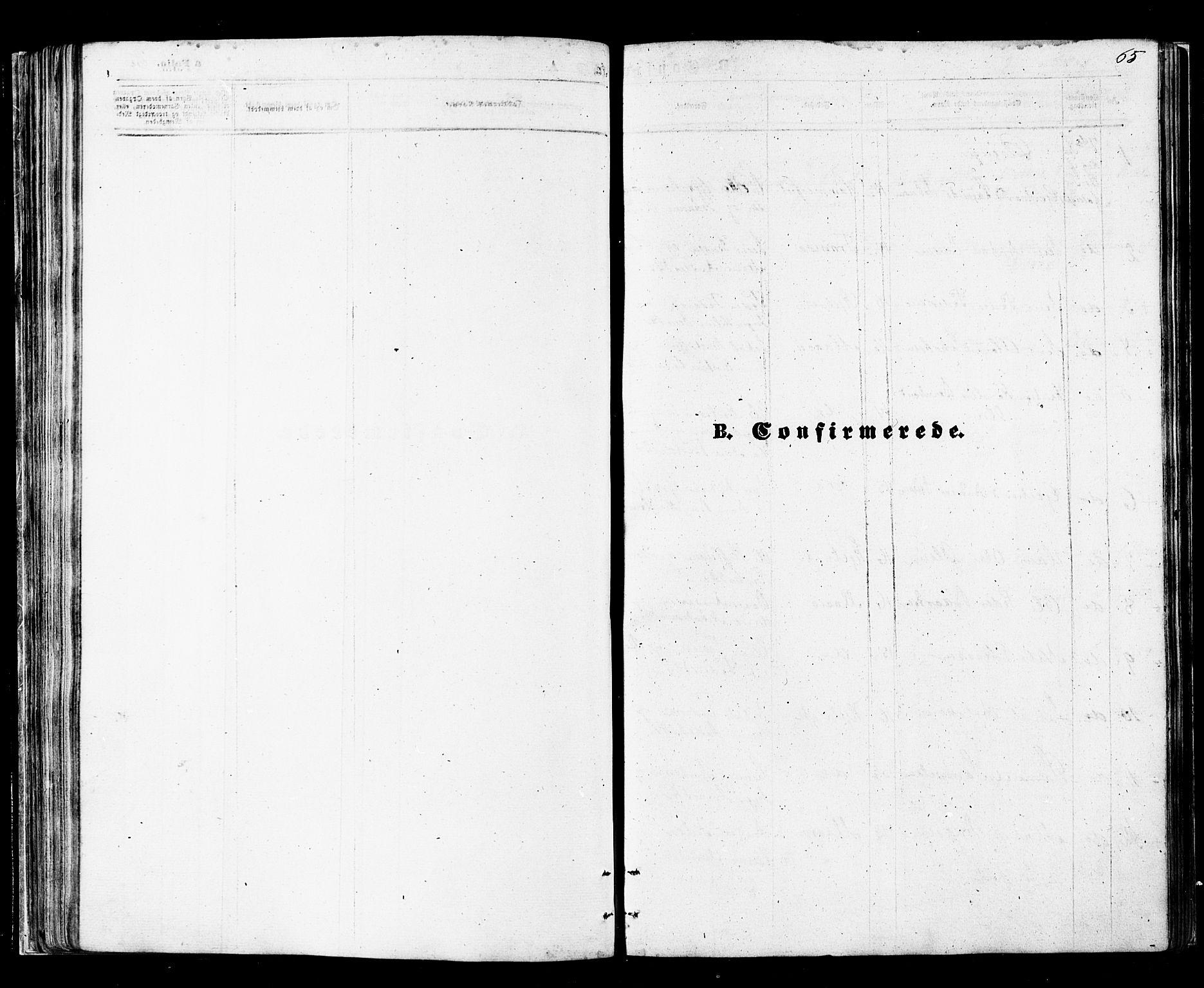 SATØ, Måsøy sokneprestkontor, H/Ha/L0003kirke: Ministerialbok nr. 3, 1866-1877, s. 65