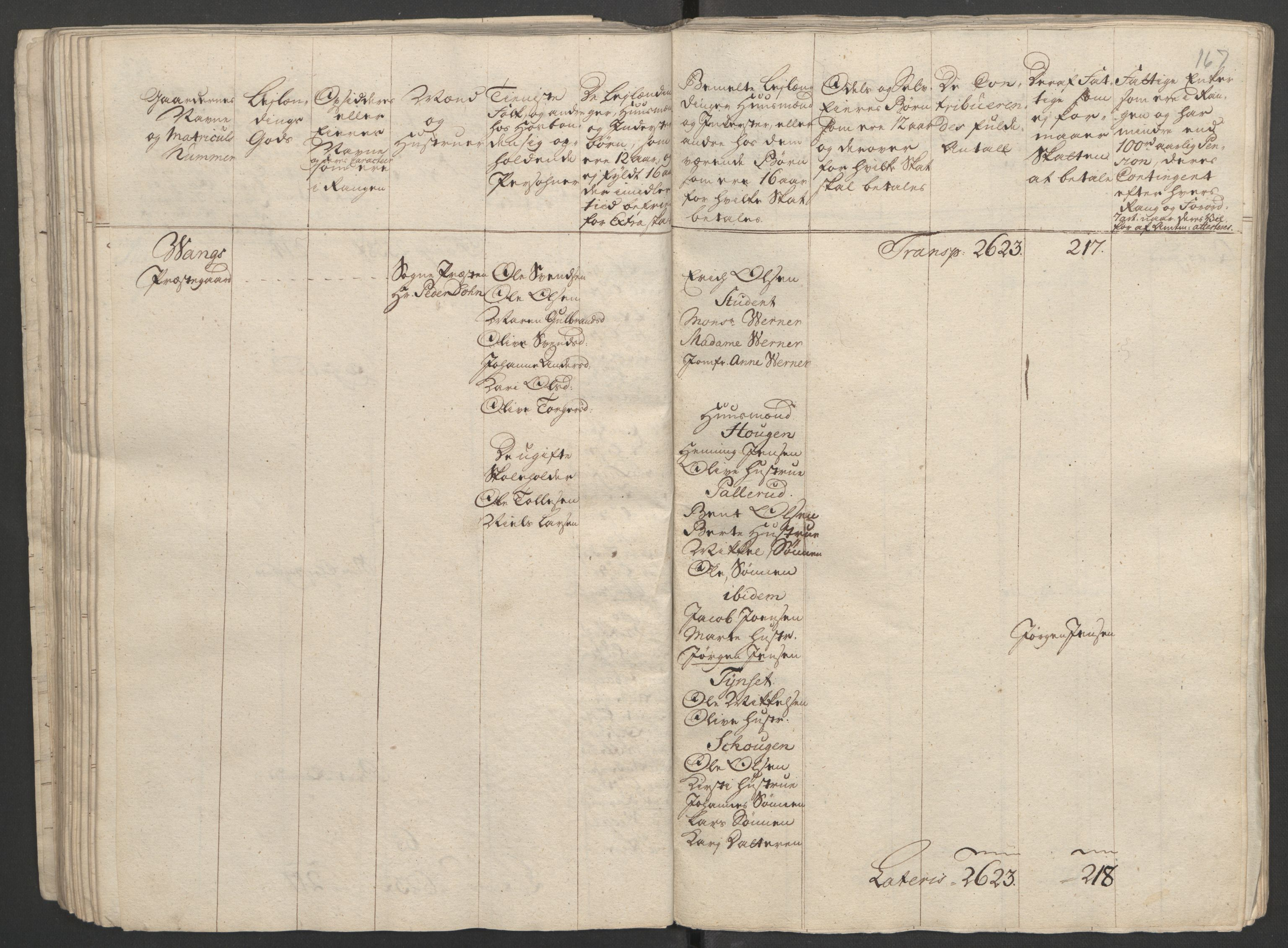 RA, Rentekammeret inntil 1814, Reviderte regnskaper, Fogderegnskap, R16/L1147: Ekstraskatten Hedmark, 1763-1764, s. 305