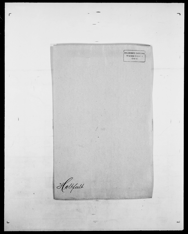 SAO, Delgobe, Charles Antoine - samling, D/Da/L0018: Hoch - Howert, s. 869