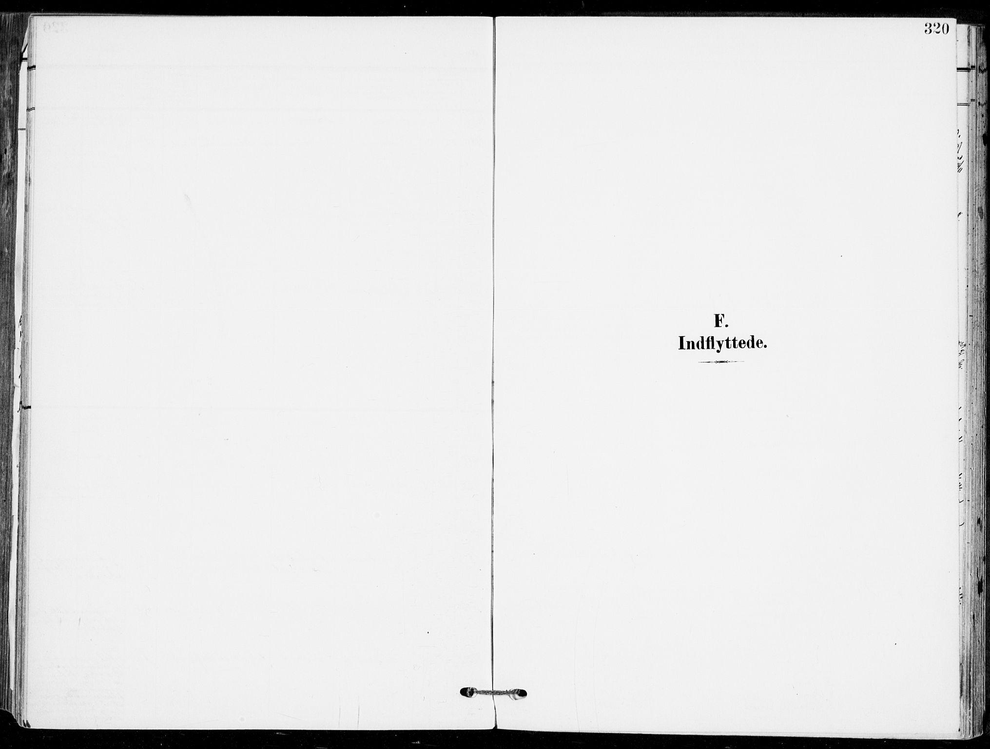 SAKO, Sande Kirkebøker, F/Fa/L0008: Ministerialbok nr. 8, 1904-1921, s. 320