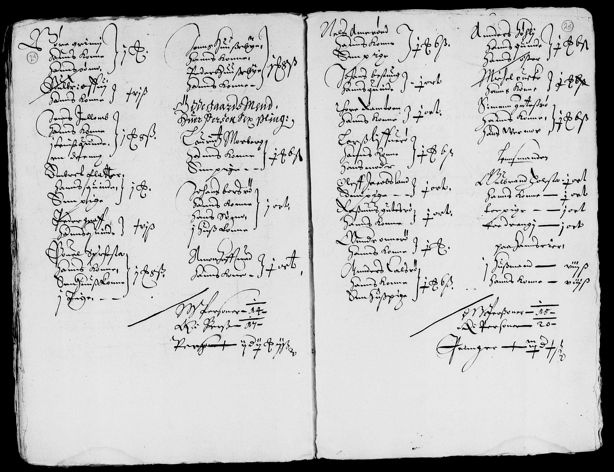 RA, Rentekammeret inntil 1814, Reviderte regnskaper, Lensregnskaper, R/Rb/Rba/L0185: Akershus len, 1645-1646