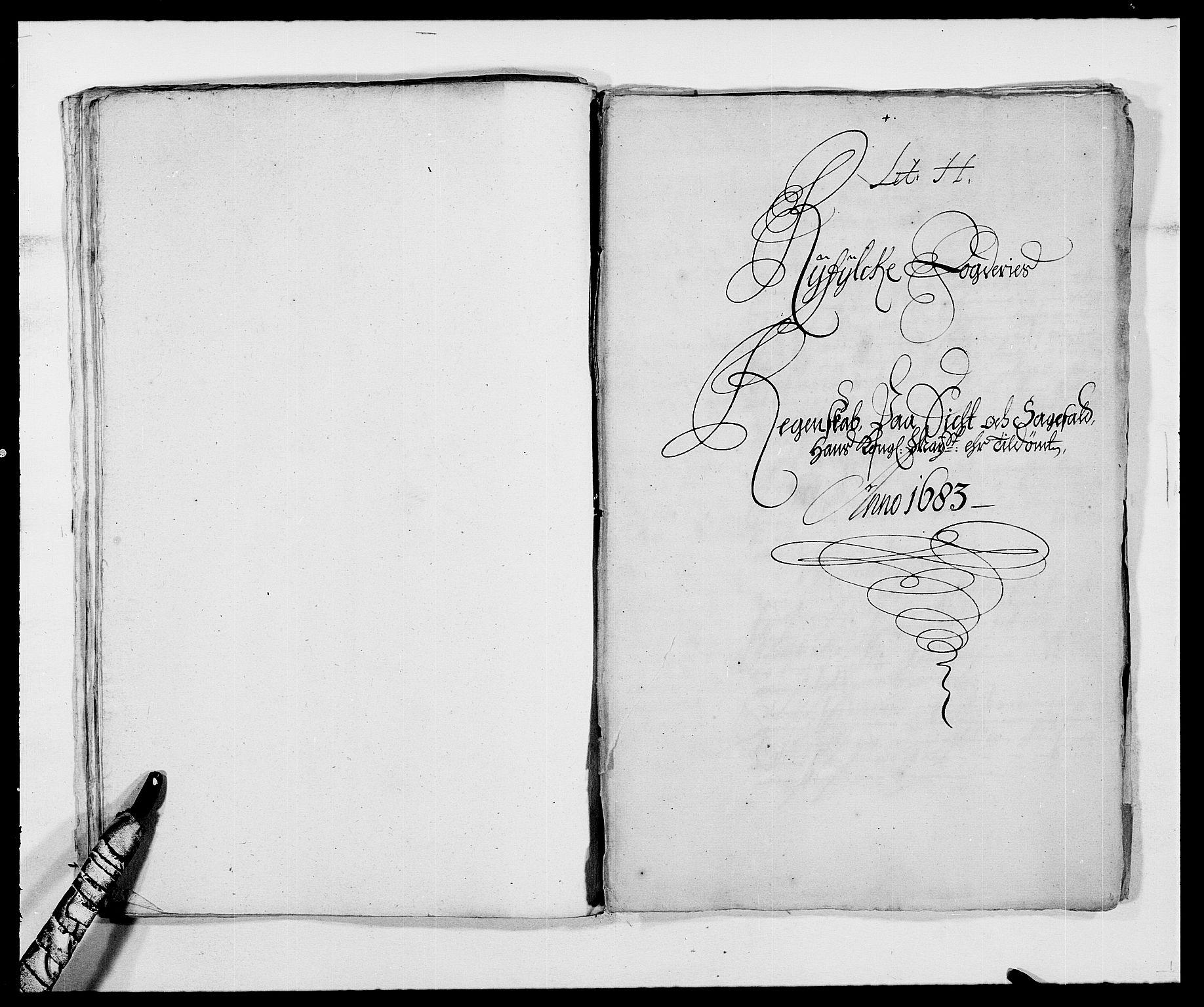 RA, Rentekammeret inntil 1814, Reviderte regnskaper, Fogderegnskap, R47/L2853: Fogderegnskap Ryfylke, 1682-1683, s. 256