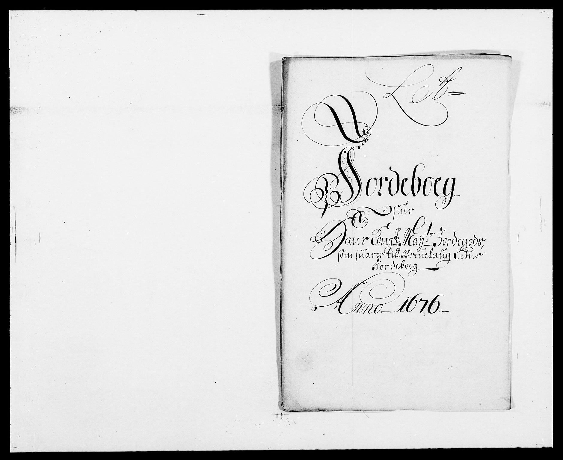 RA, Rentekammeret inntil 1814, Reviderte regnskaper, Fogderegnskap, R33/L1967: Fogderegnskap Larvik grevskap, 1675-1687, s. 248