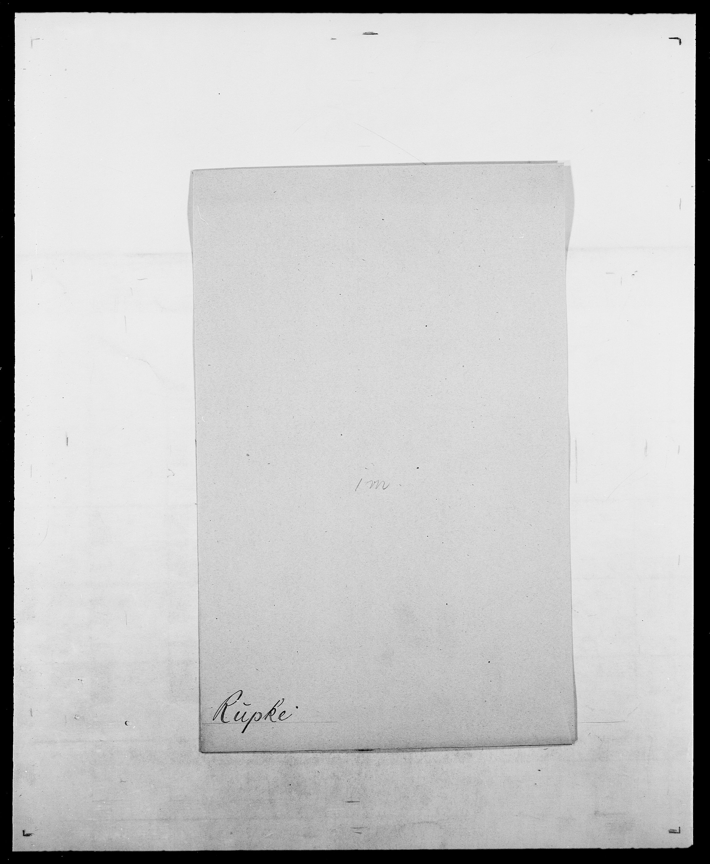 SAO, Delgobe, Charles Antoine - samling, D/Da/L0033: Roald - Røyem, s. 470