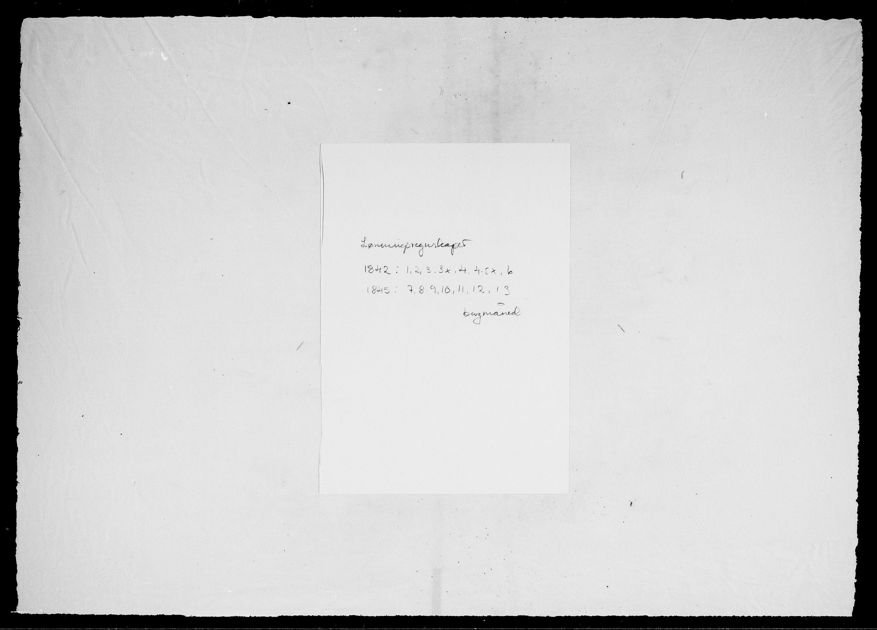 RA, Modums Blaafarveværk, G/Gd/Gdd/L0281, 1842-1845, s. 2