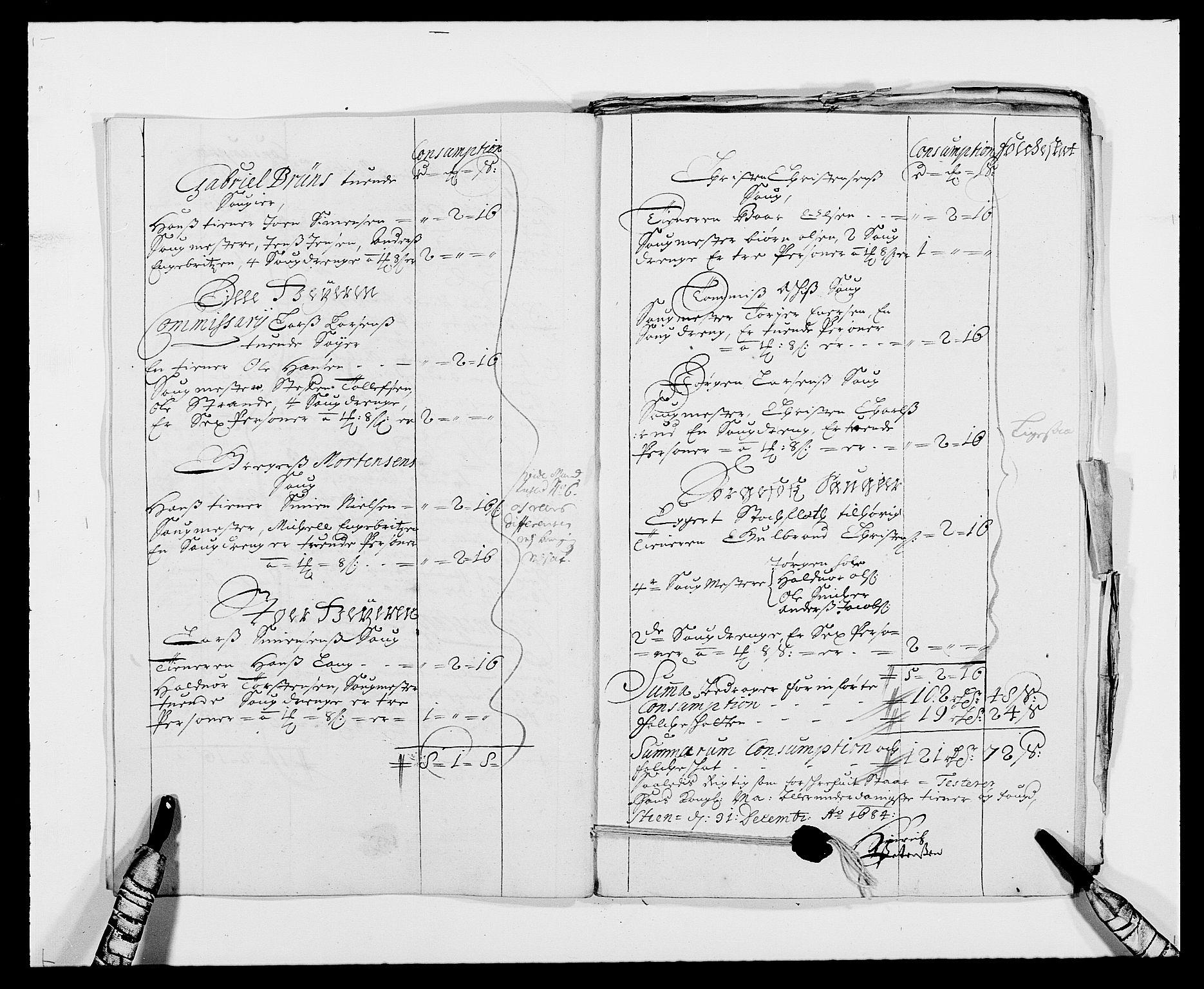 RA, Rentekammeret inntil 1814, Reviderte regnskaper, Fogderegnskap, R21/L1446: Fogderegnskap Ringerike og Hallingdal, 1683-1686, s. 239