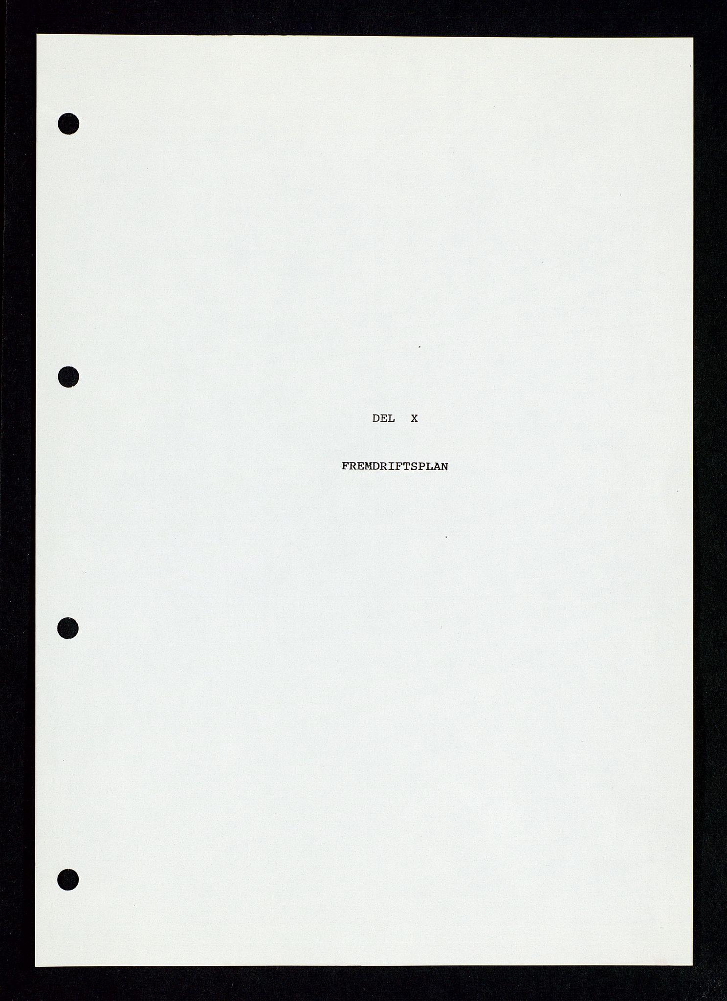 SAST, Pa 1339 - Statoil ASA, D/Dm/L0123: Rapporter, 1985-1988, s. 66