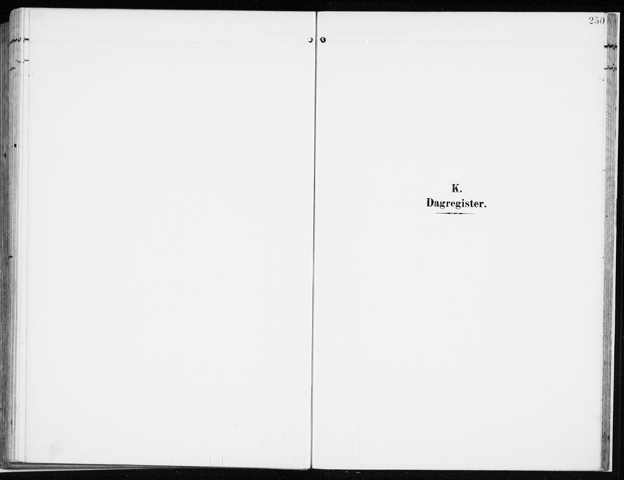 SAH, Løten prestekontor, K/Ka/L0011: Ministerialbok nr. 11, 1908-1917, s. 250