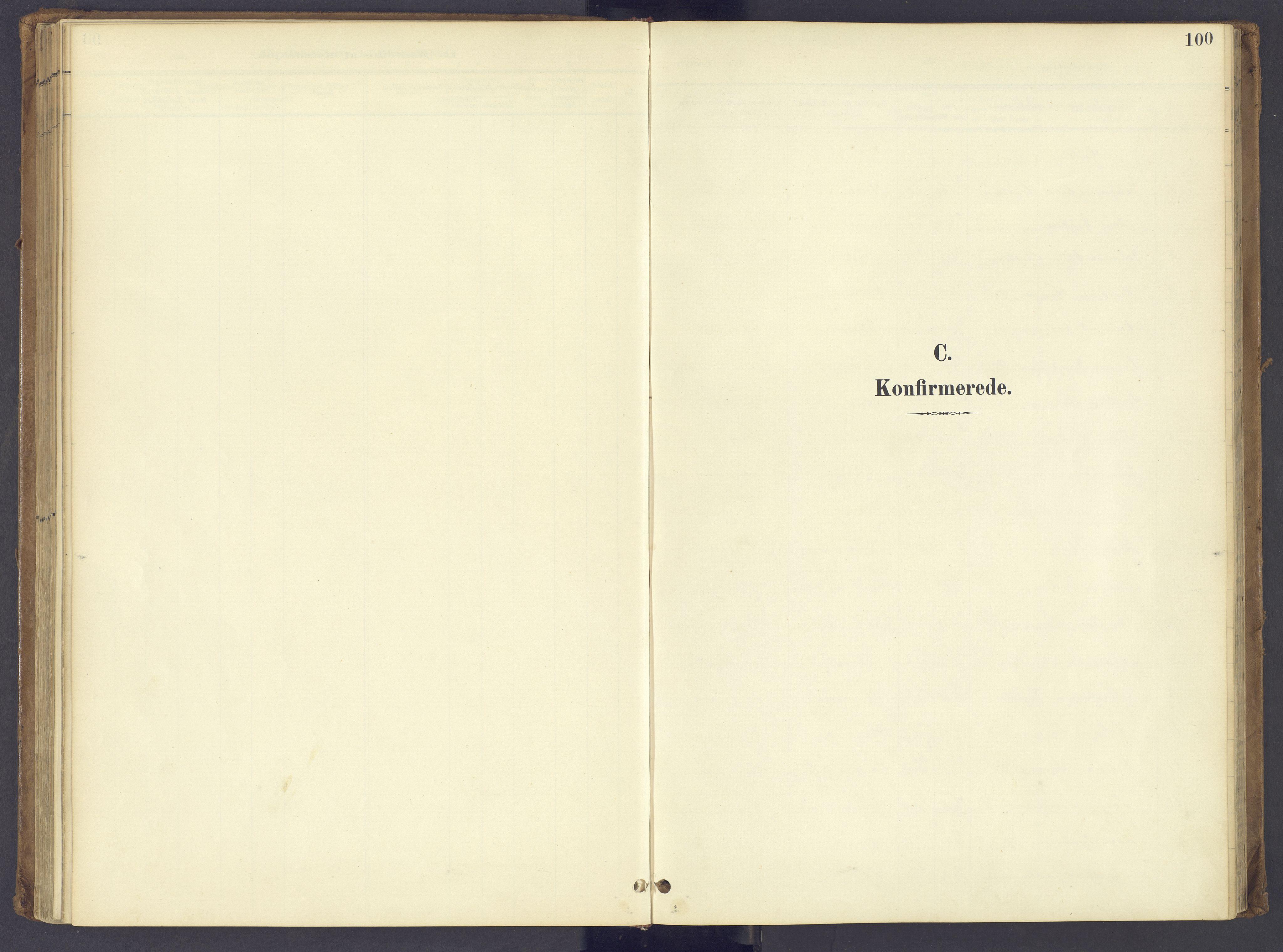 SAH, Søndre Land prestekontor, K/L0006: Ministerialbok nr. 6, 1895-1904, s. 100
