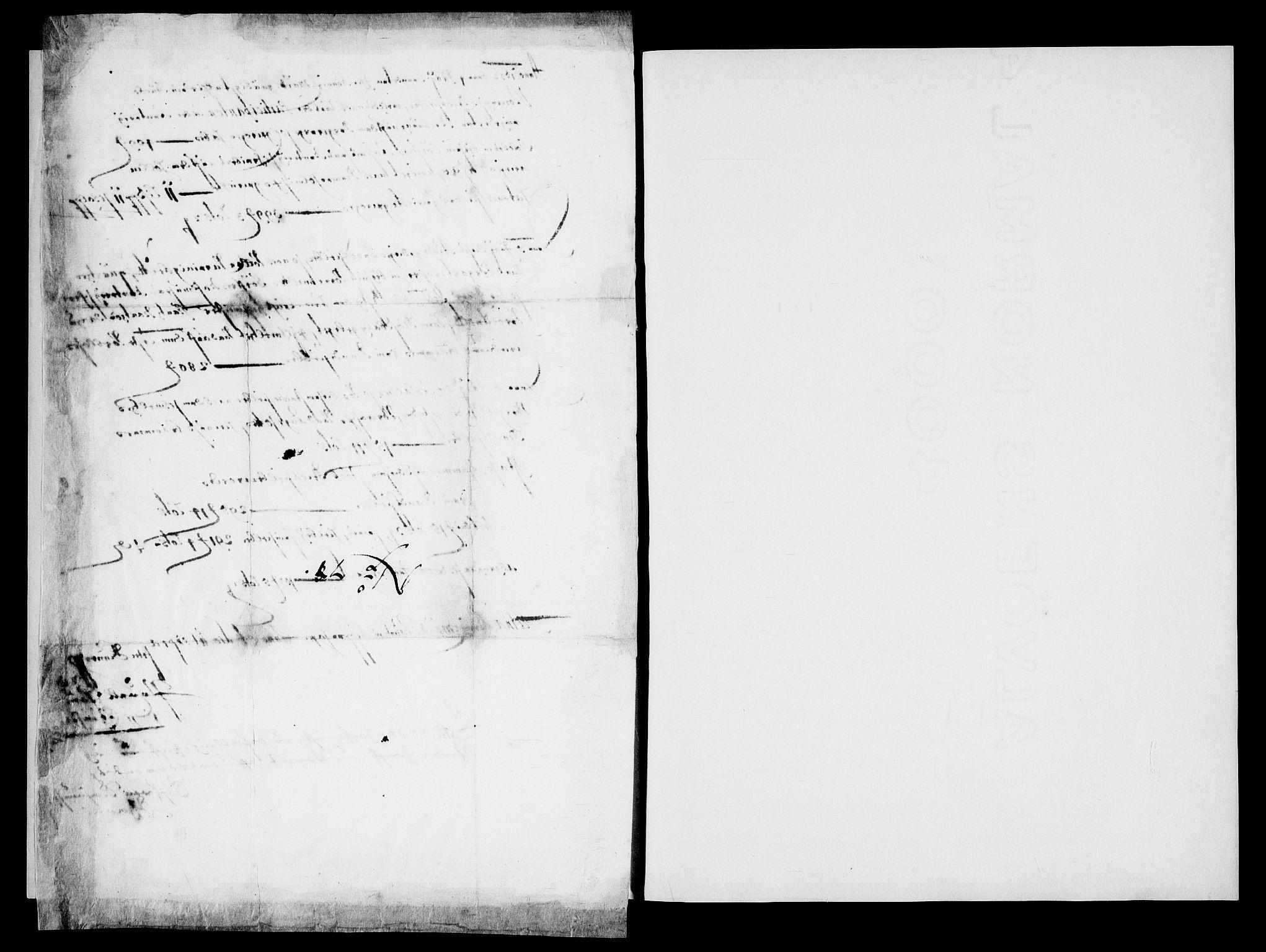 RA, Danske Kanselli, Skapsaker, G/L0019: Tillegg til skapsakene, 1616-1753, s. 68