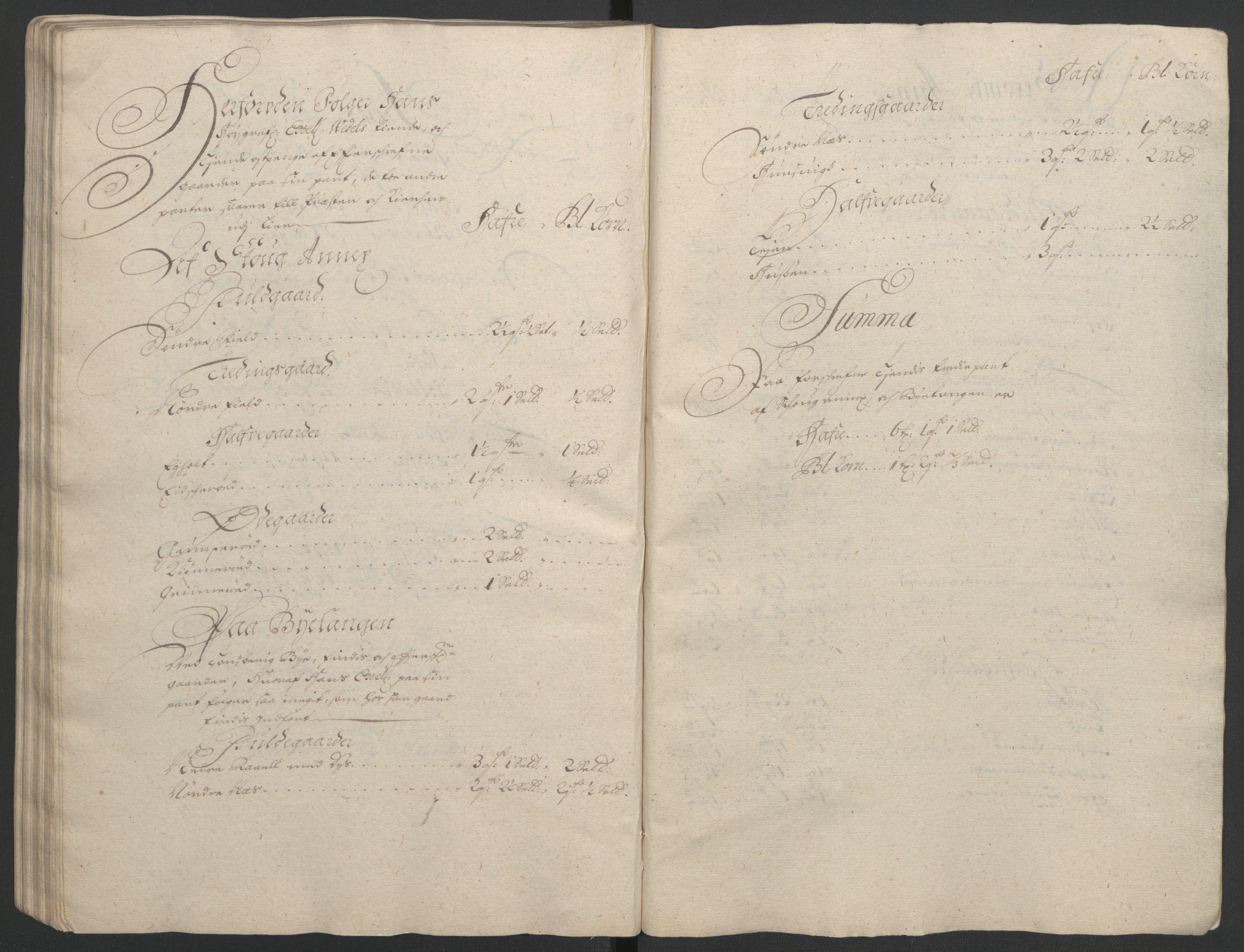 RA, Rentekammeret inntil 1814, Reviderte regnskaper, Fogderegnskap, R32/L1865: Fogderegnskap Jarlsberg grevskap, 1692, s. 414