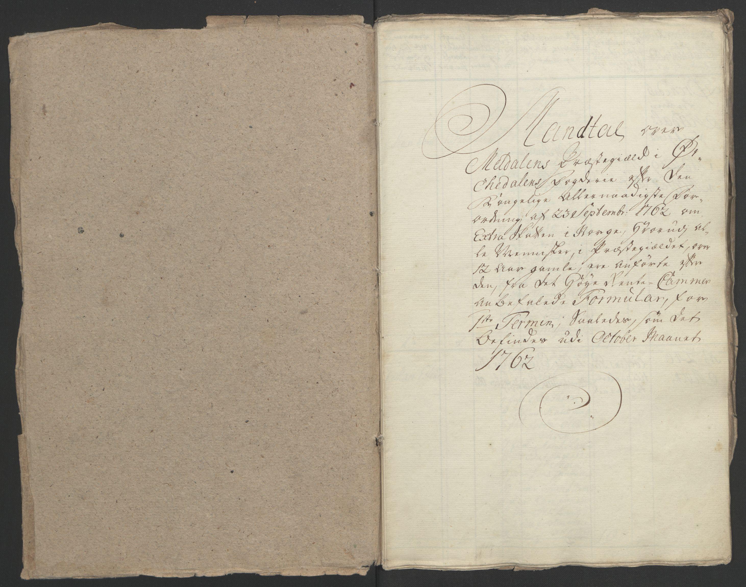 RA, Rentekammeret inntil 1814, Realistisk ordnet avdeling, Ol/L0021: [Gg 10]: Ekstraskatten, 23.09.1762. Orkdal og Gauldal, 1762-1767, s. 80