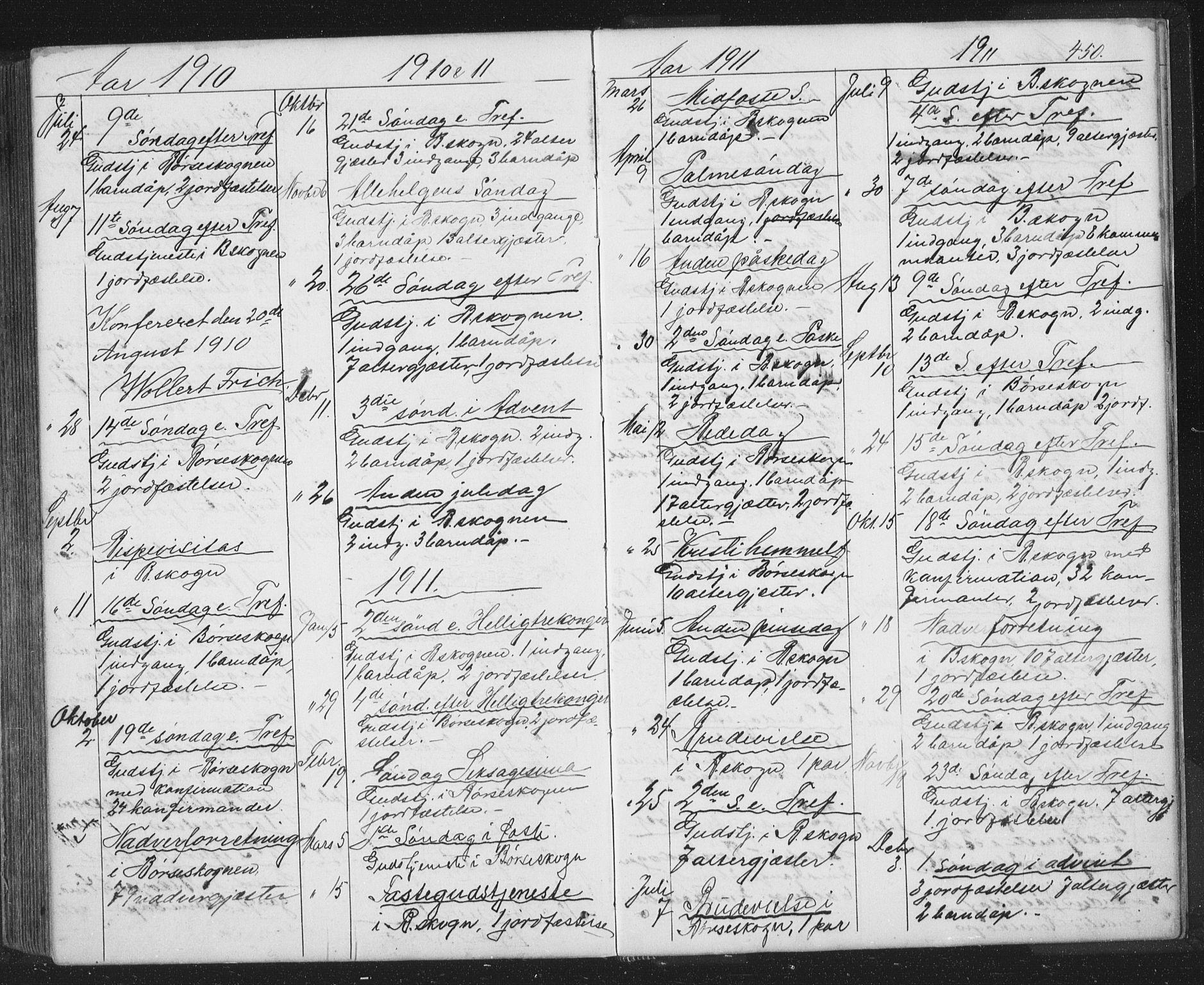SAT, Ministerialprotokoller, klokkerbøker og fødselsregistre - Sør-Trøndelag, 667/L0798: Klokkerbok nr. 667C03, 1867-1929, s. 450