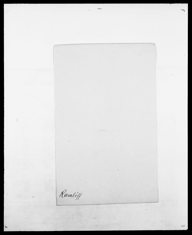 SAO, Delgobe, Charles Antoine - samling, D/Da/L0032: Rabakovsky - Rivertz, s. 64