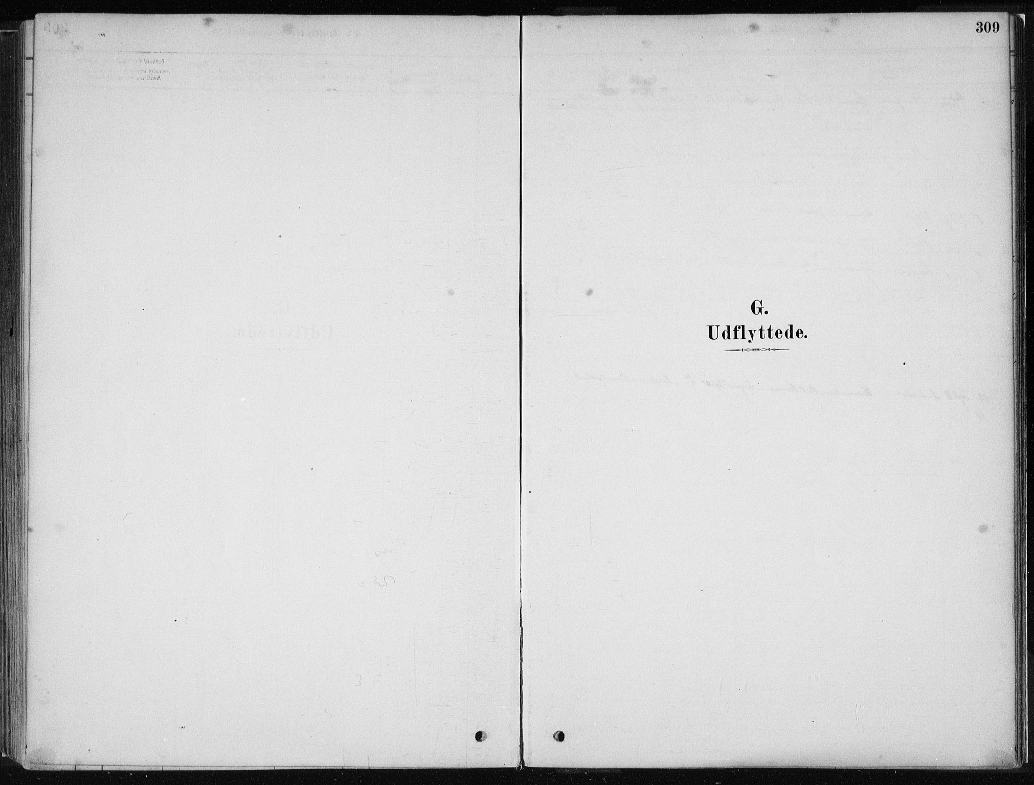 SAB, Stord sokneprestembete, H/Haa: Ministerialbok nr. B 2, 1878-1913, s. 309