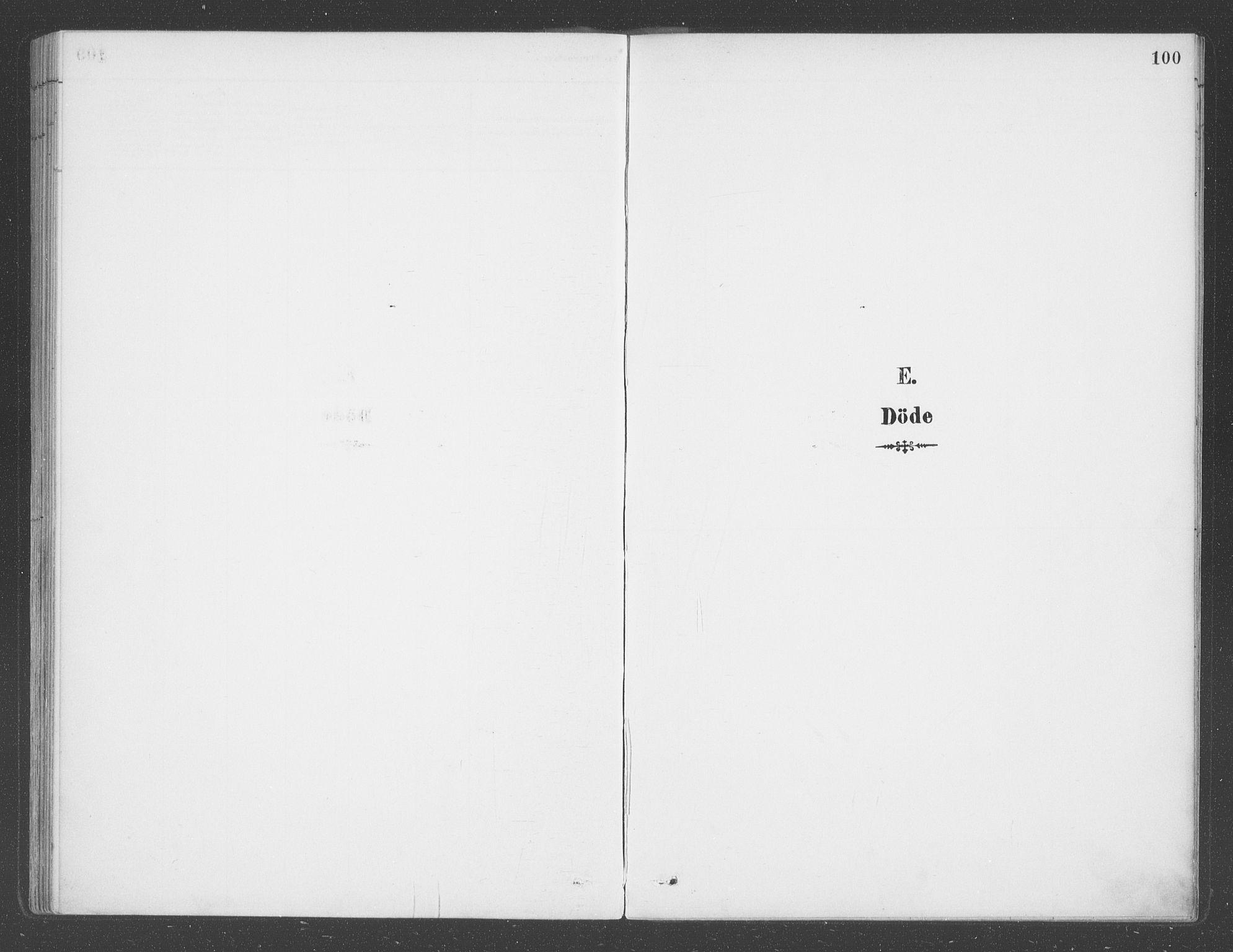 SAB, Balestrand Sokneprestembete, Ministerialbok nr. B  1, 1889-1910, s. 100