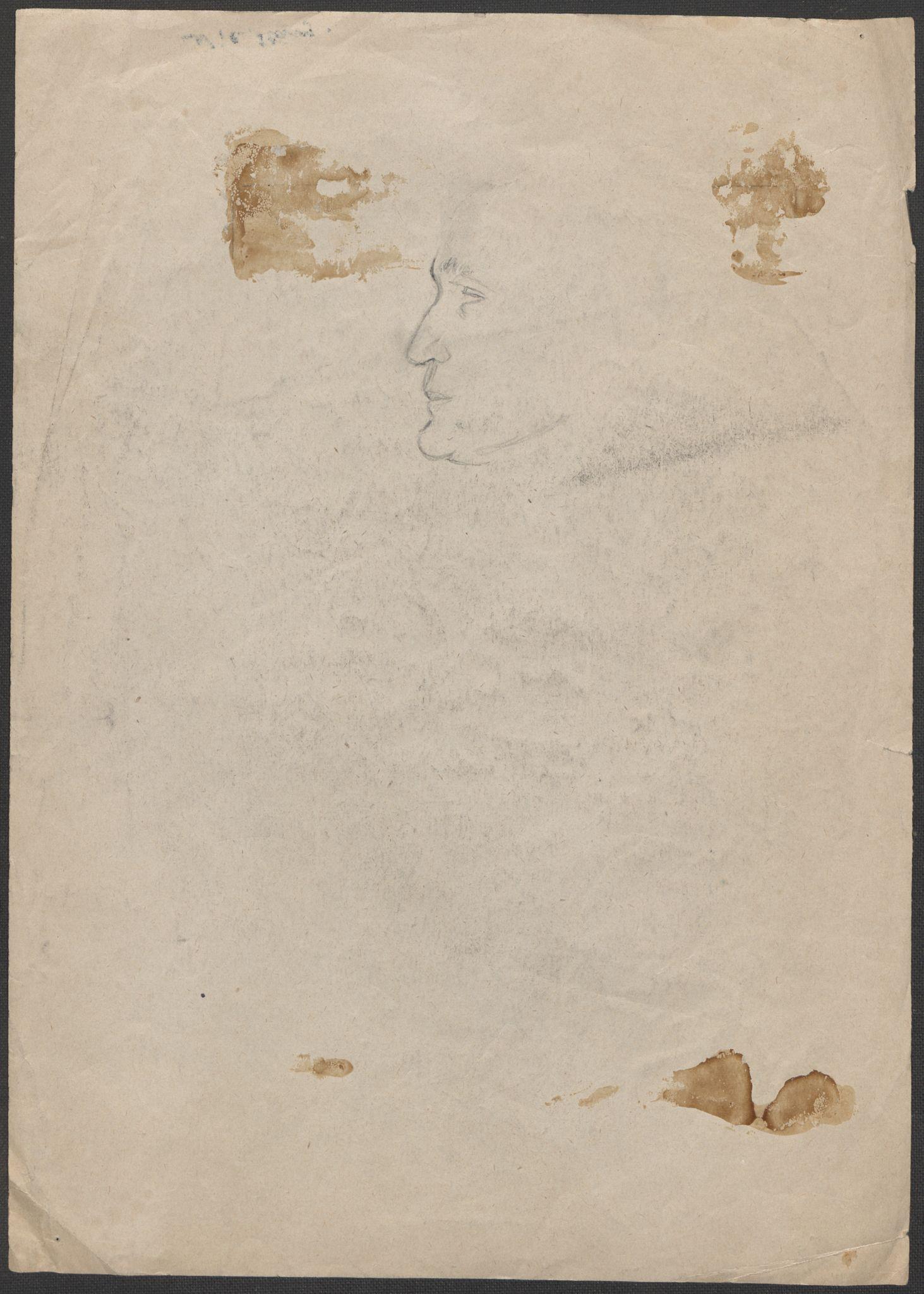 RA, Grøgaard, Joachim, F/L0002: Tegninger og tekster, 1942-1945, s. 36