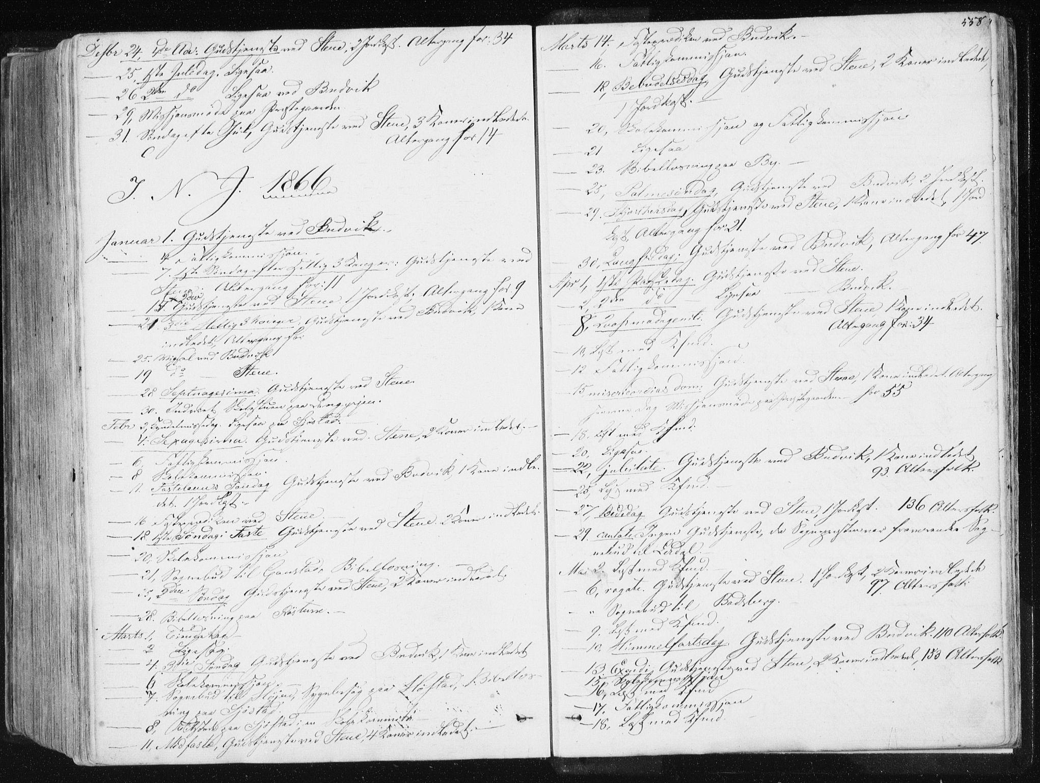 SAT, Ministerialprotokoller, klokkerbøker og fødselsregistre - Sør-Trøndelag, 612/L0377: Ministerialbok nr. 612A09, 1859-1877, s. 558