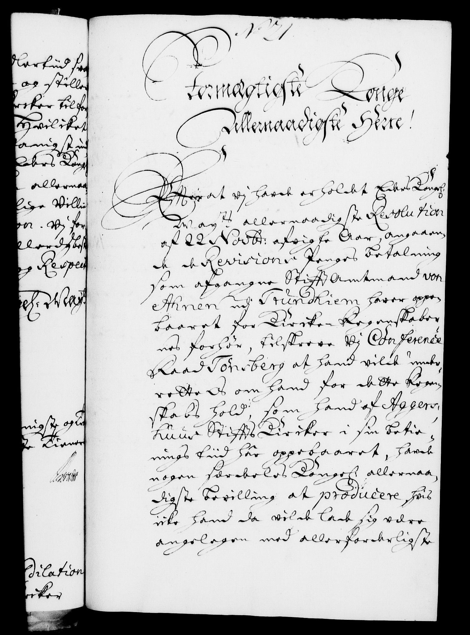 RA, Rentekammeret, Kammerkanselliet, G/Gf/Gfa/L0007: Norsk relasjons- og resolusjonsprotokoll (merket RK 52.7), 1724, s. 187