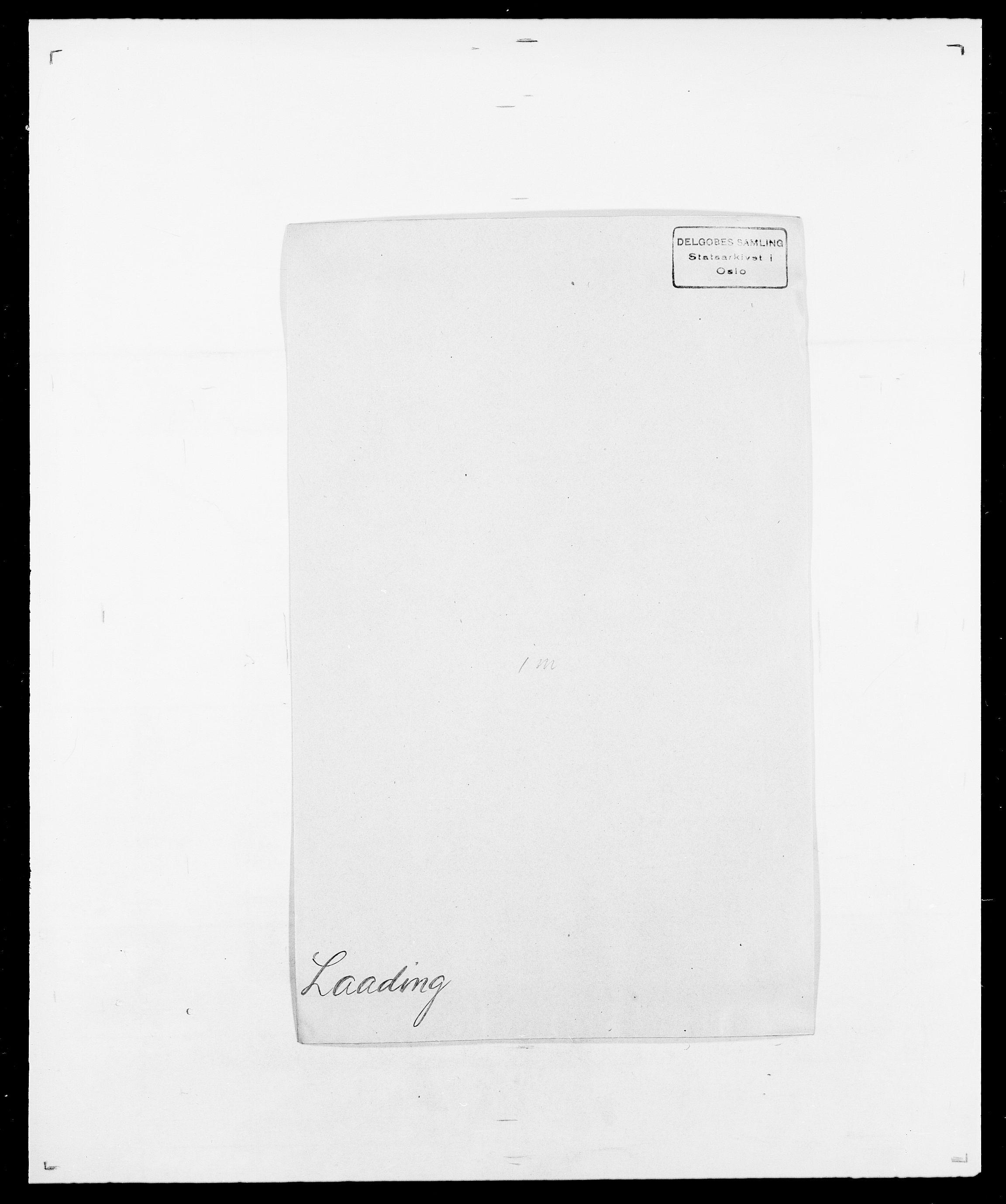 SAO, Delgobe, Charles Antoine - samling, D/Da/L0022: Krog - Lasteen, s. 350