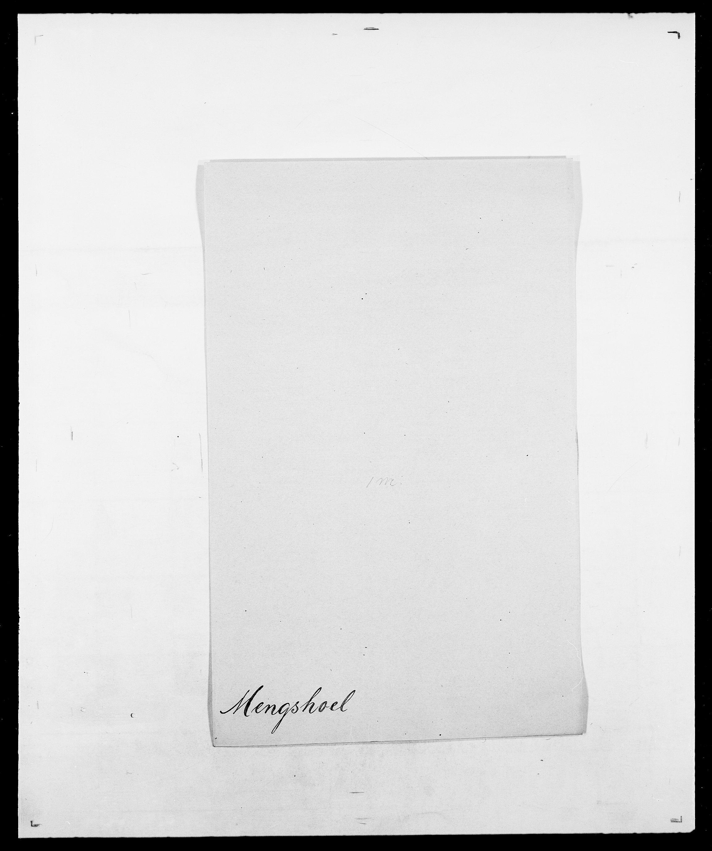 SAO, Delgobe, Charles Antoine - samling, D/Da/L0026: Mechelby - Montoppidan, s. 311