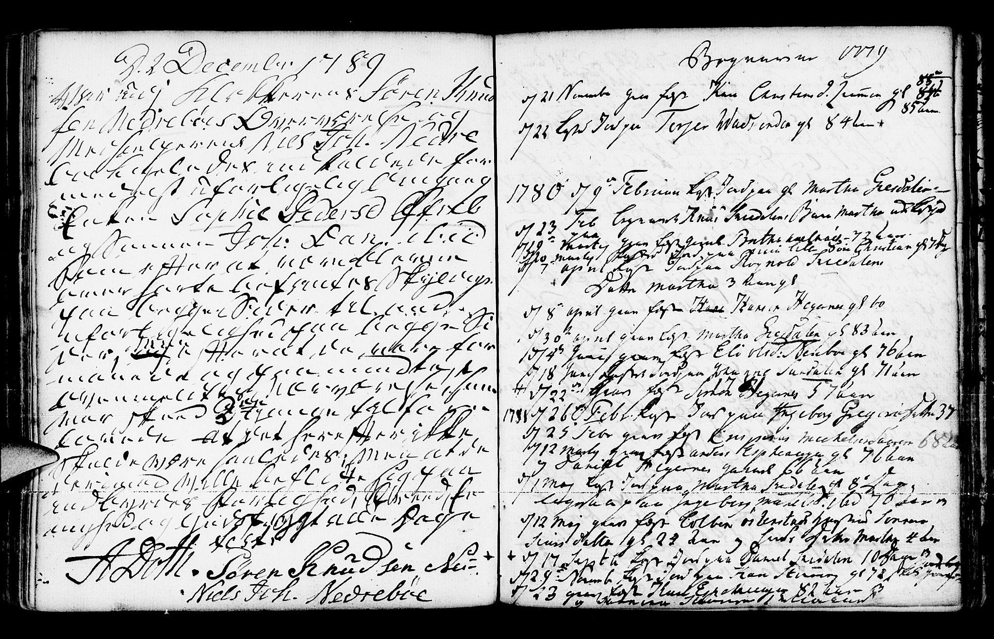 SAB, Jølster Sokneprestembete, Ministerialbok nr. A 3, 1748-1789, s. 193