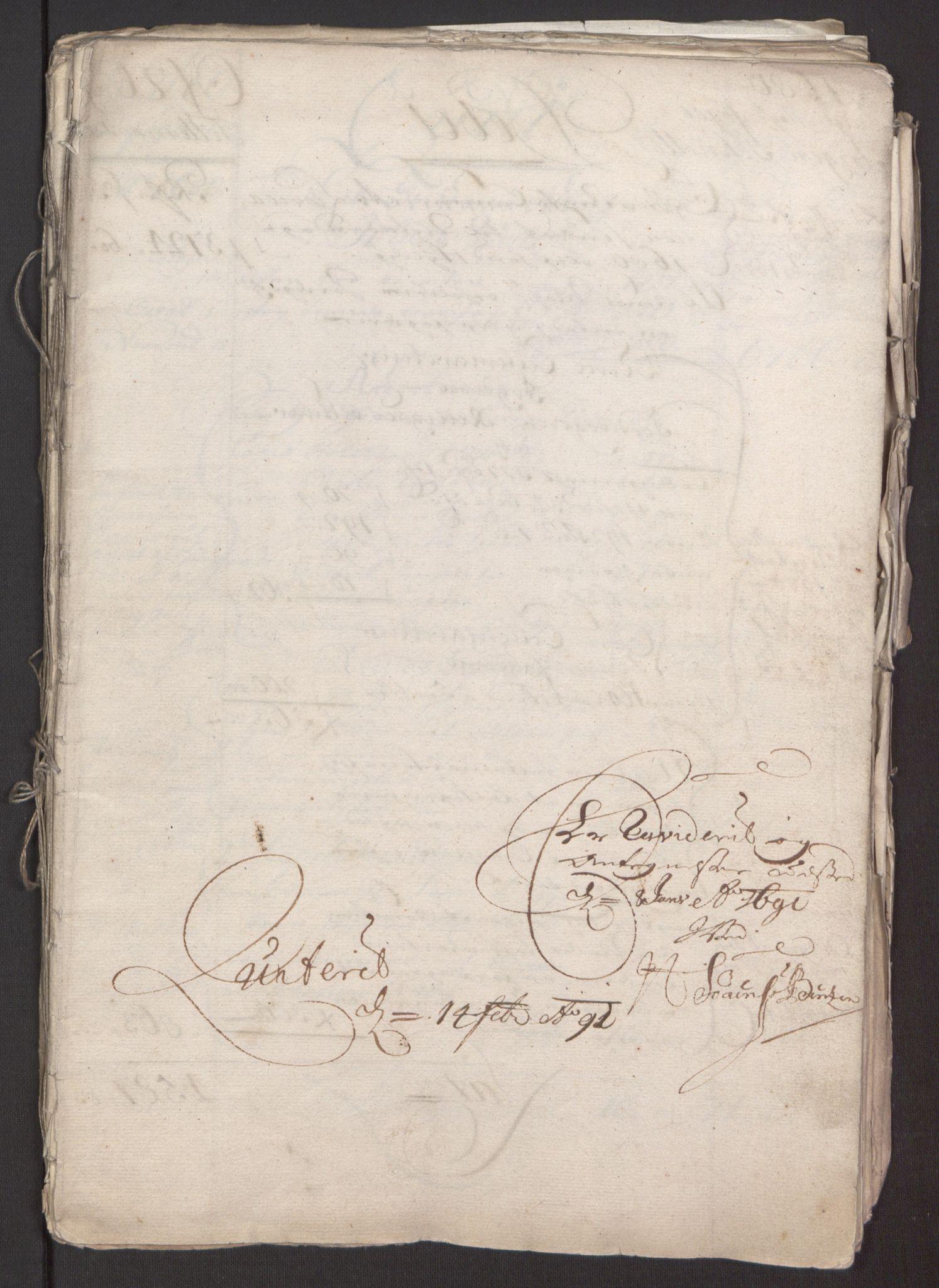 RA, Rentekammeret inntil 1814, Reviderte regnskaper, Fogderegnskap, R35/L2075: Fogderegnskap Øvre og Nedre Telemark, 1680-1684, s. 3