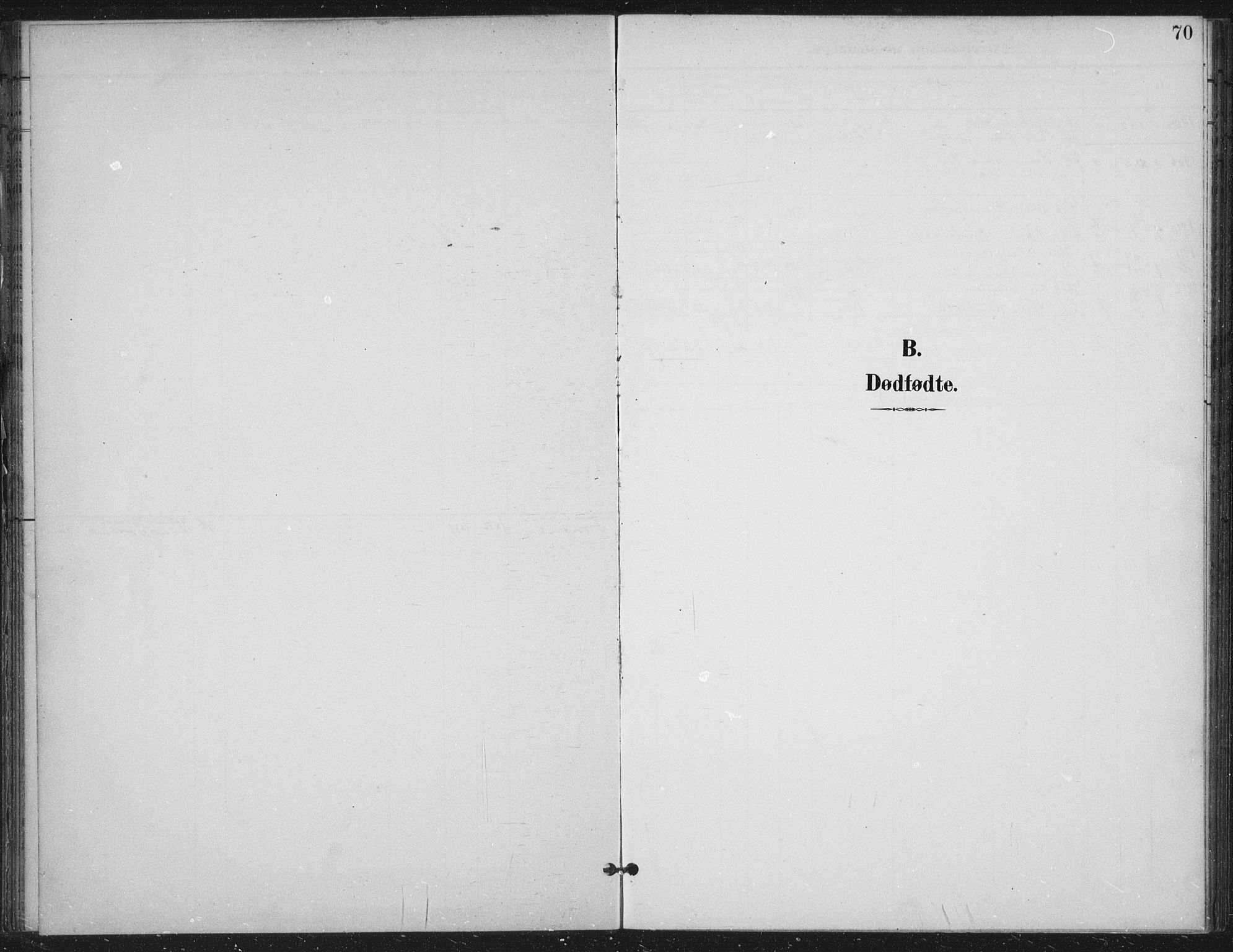 SAST, Høgsfjord sokneprestkontor, H/Ha/Haa/L0008: Ministerialbok nr. A 8, 1898-1920, s. 70
