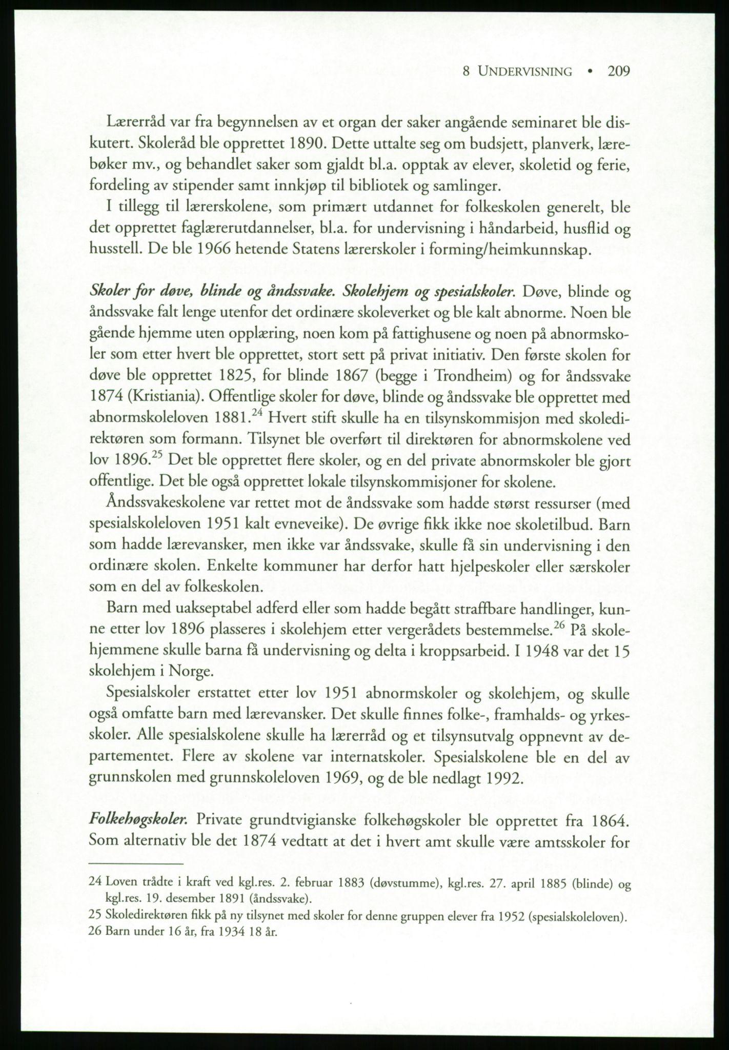 PUBL, Publikasjoner utgitt av Arkivverket, -/19: Liv Mykland: Håndbok for brukere av statsarkivene (2005), s. 209