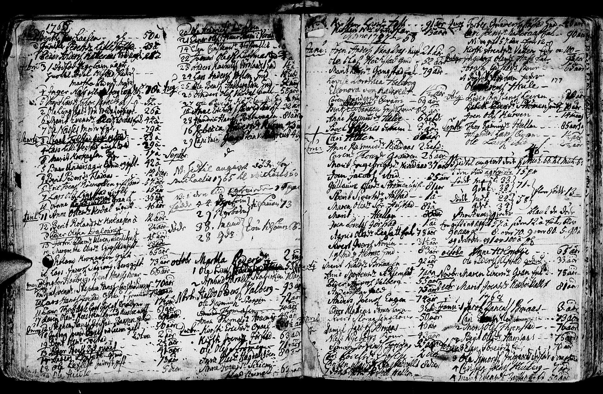 SAT, Ministerialprotokoller, klokkerbøker og fødselsregistre - Nord-Trøndelag, 730/L0273: Ministerialbok nr. 730A02, 1762-1802, s. 177