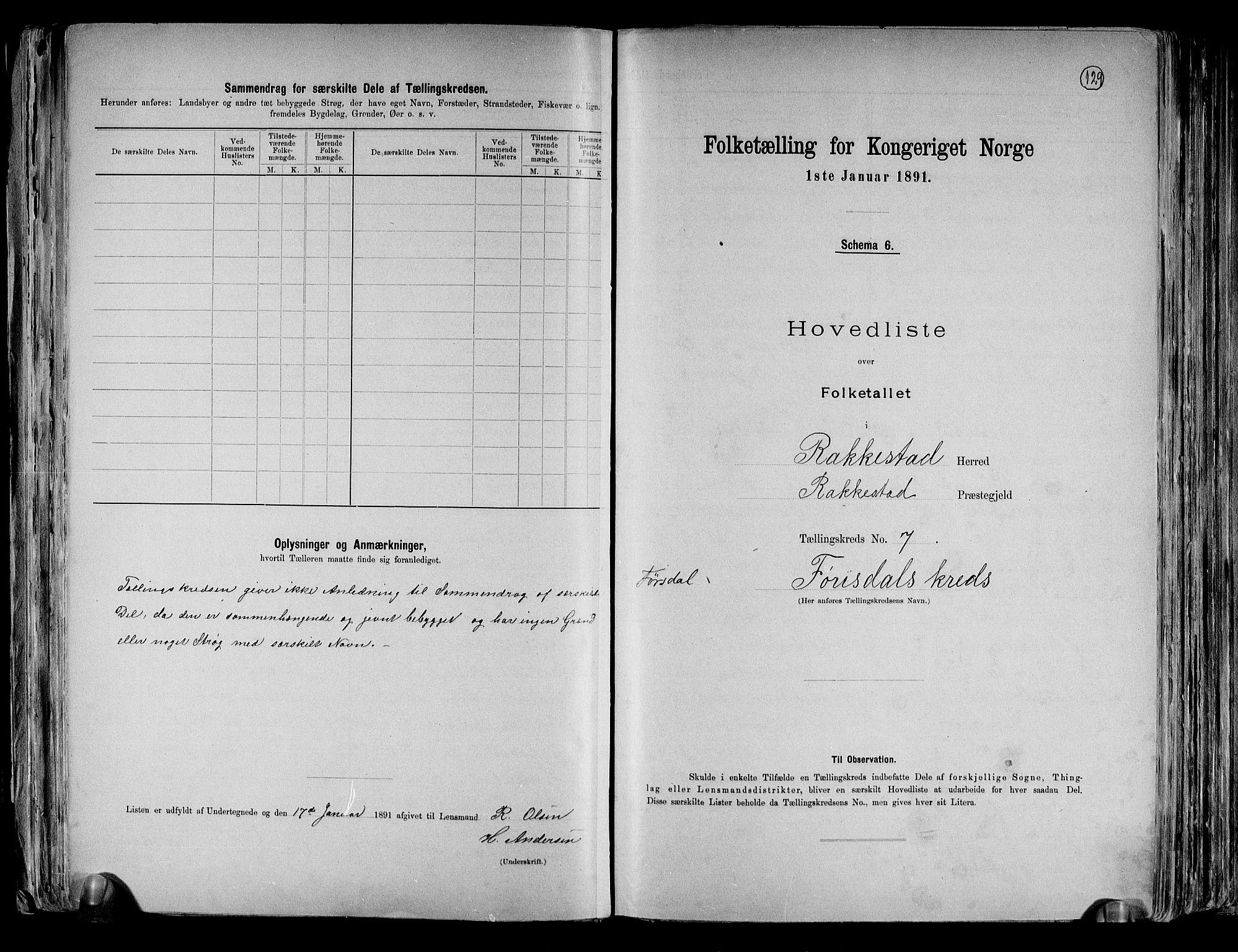 RA, Folketelling 1891 for 0128 Rakkestad herred, 1891, s. 20