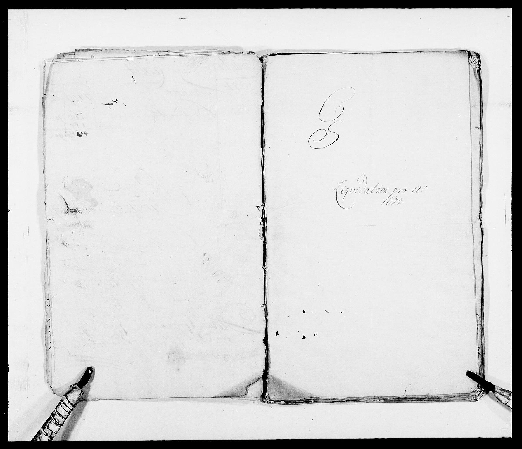 RA, Rentekammeret inntil 1814, Reviderte regnskaper, Fogderegnskap, R39/L2307: Fogderegnskap Nedenes, 1684-1689, s. 17